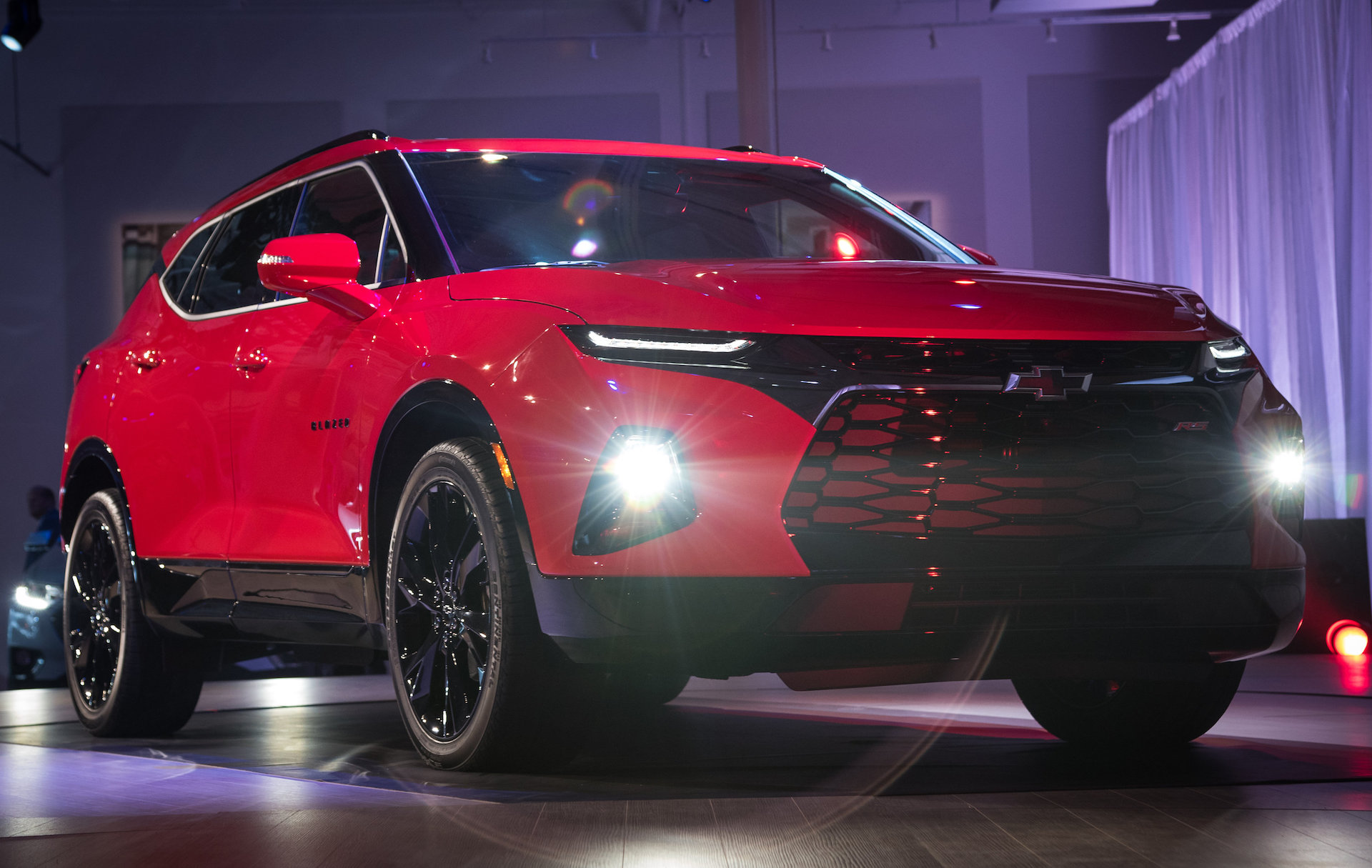 2019 Chevy Blazer Corvette Zr1 Recall Self Driving Volvo