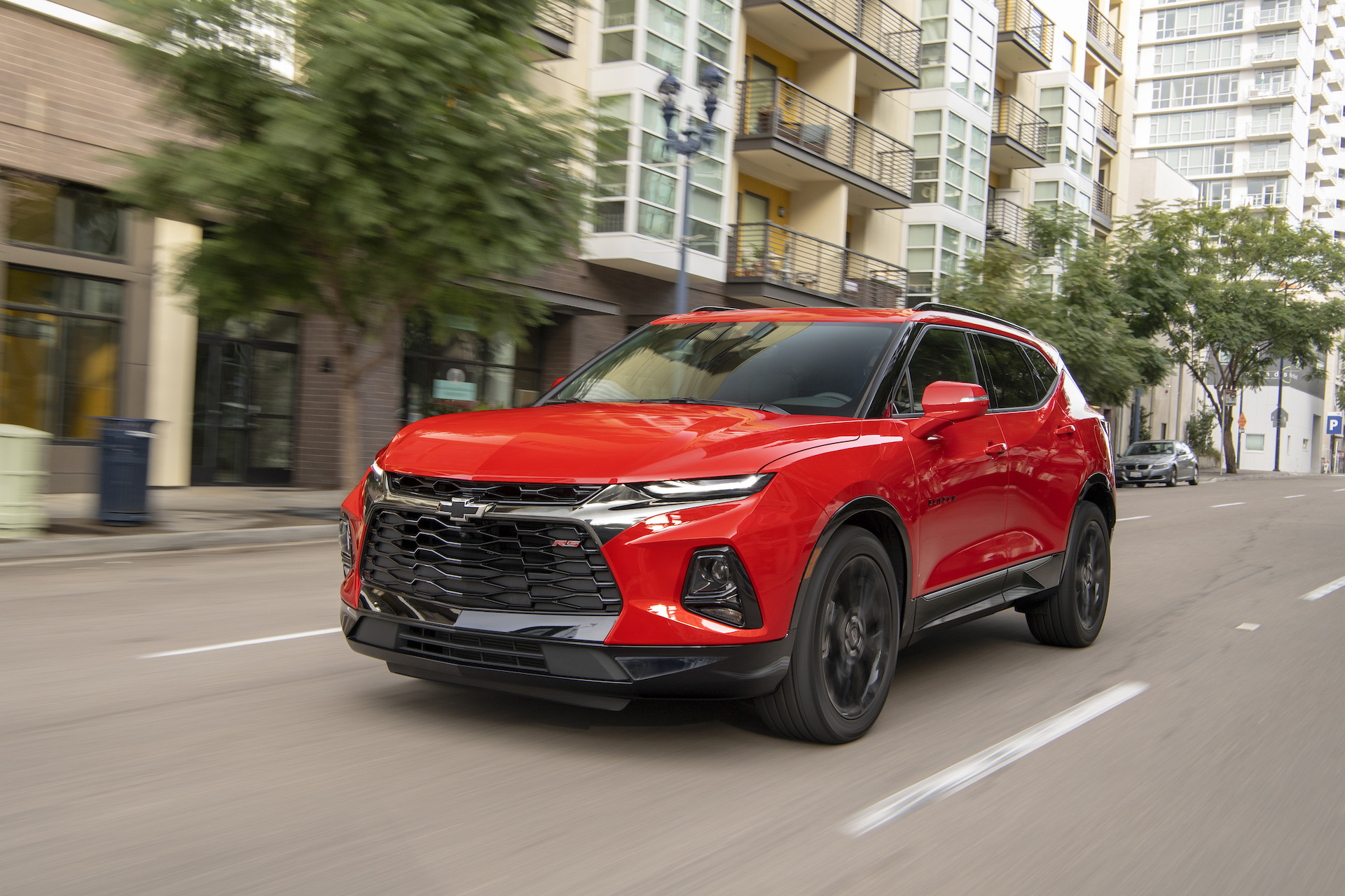 2019 Chevrolet Blazer Chevy Review Ratings Specs Prices