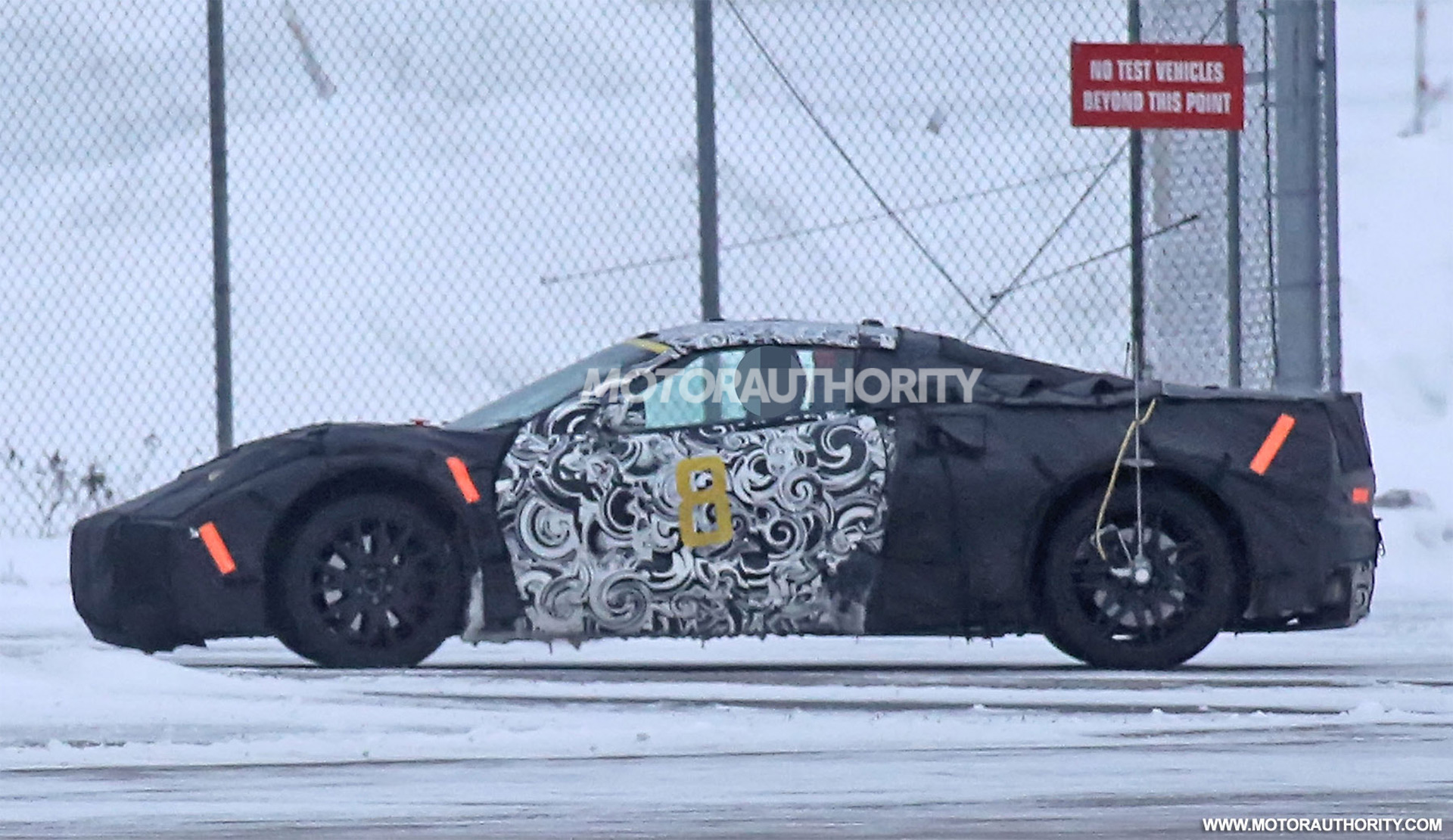 Mid-engine Corvette spied, Saab 9-3 back in production ...