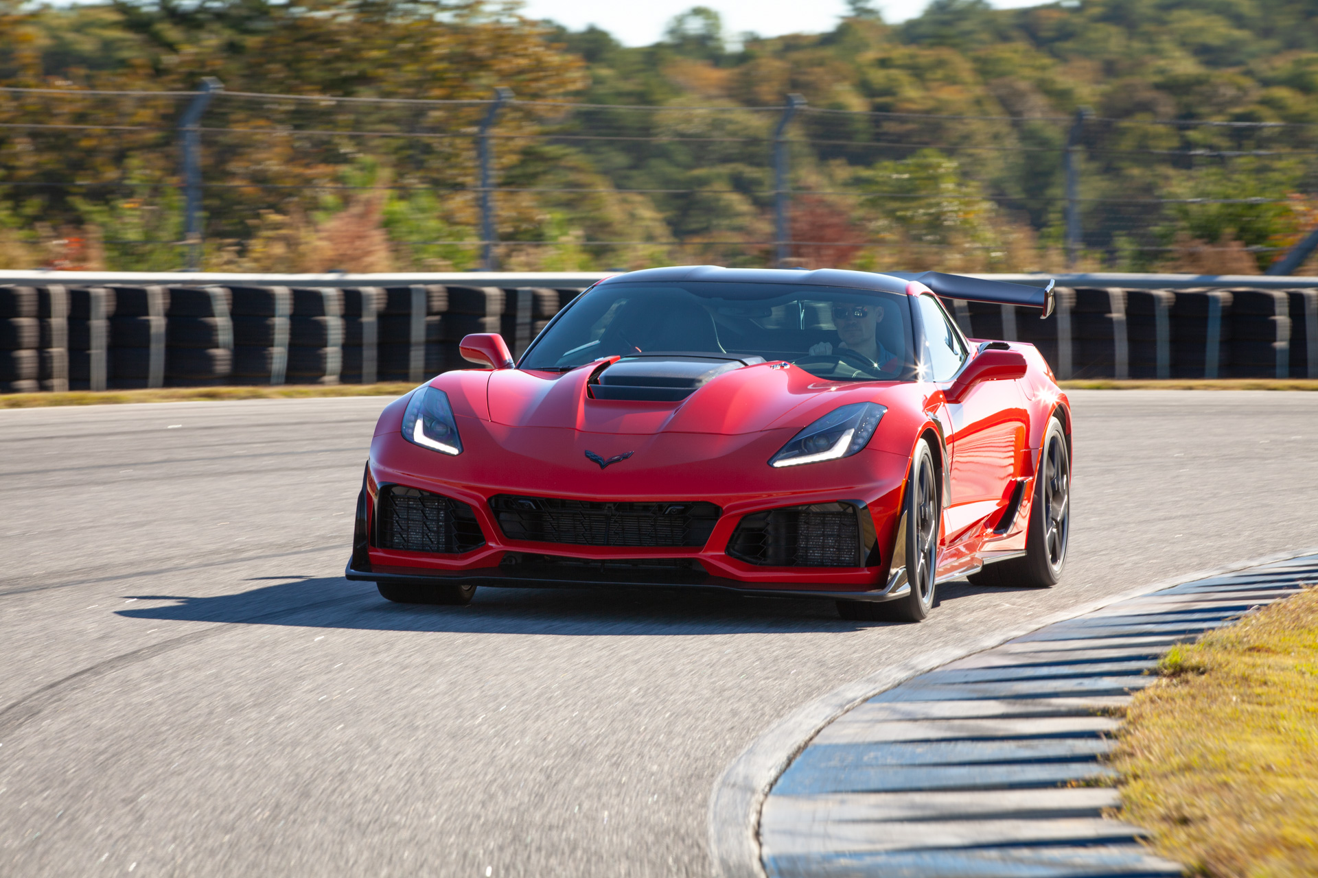 2019 Chevy Corvette Zr1 Set A Disappointing Nurburgring Lap Time