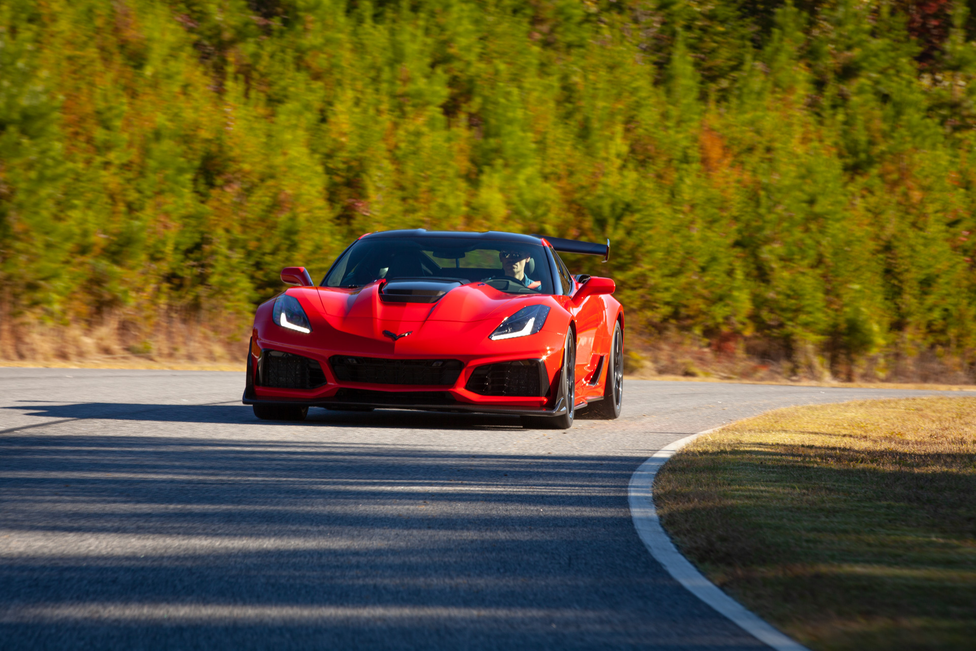 2019 chevrolet corvette zr1 first drive review  a stable
