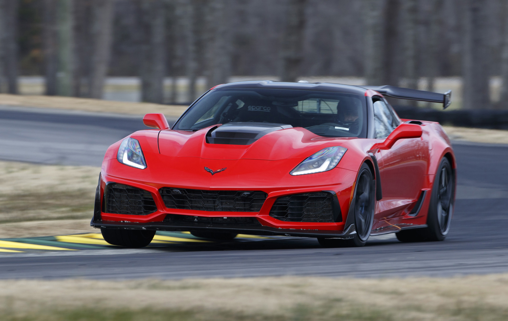 2019 Corvette Zr1 Specs Confirmed Including 0 60 Mph Time Of 2 85
