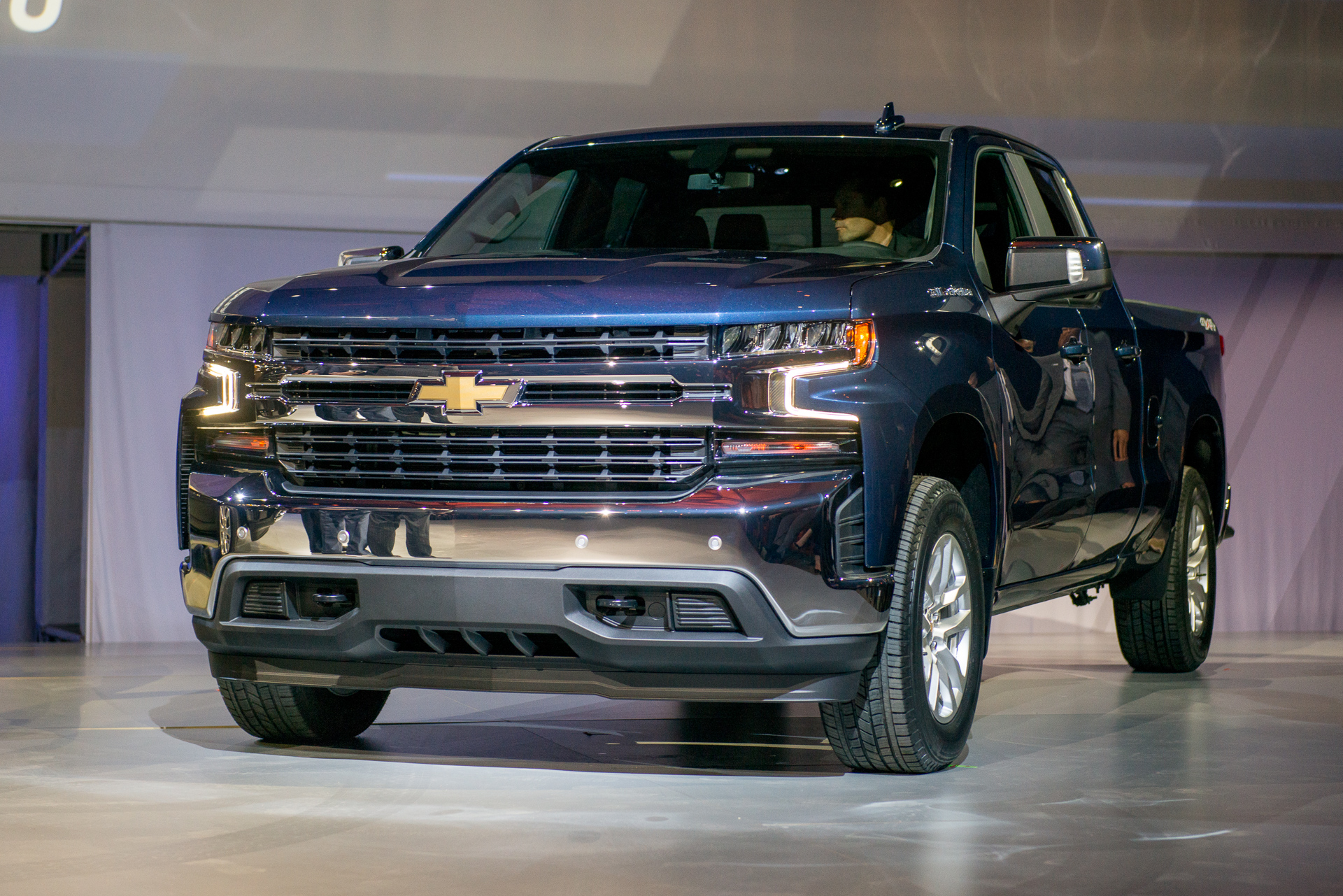 2019 Chevy Silverado how a big thirsty pickup s more fuel efficient