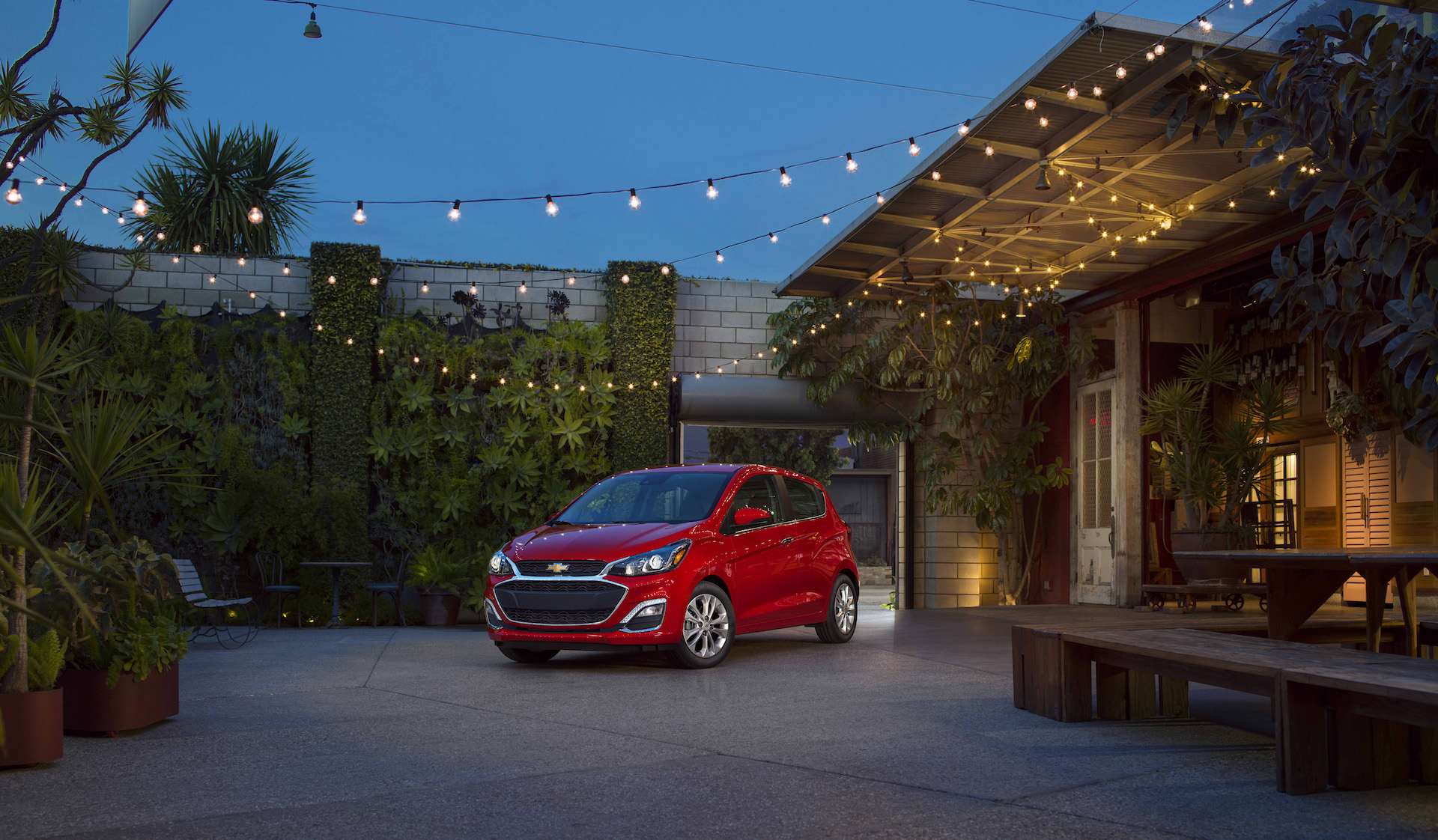 2019 Chevrolet Spark (Chevy) Review, Ratings, Specs, Prices