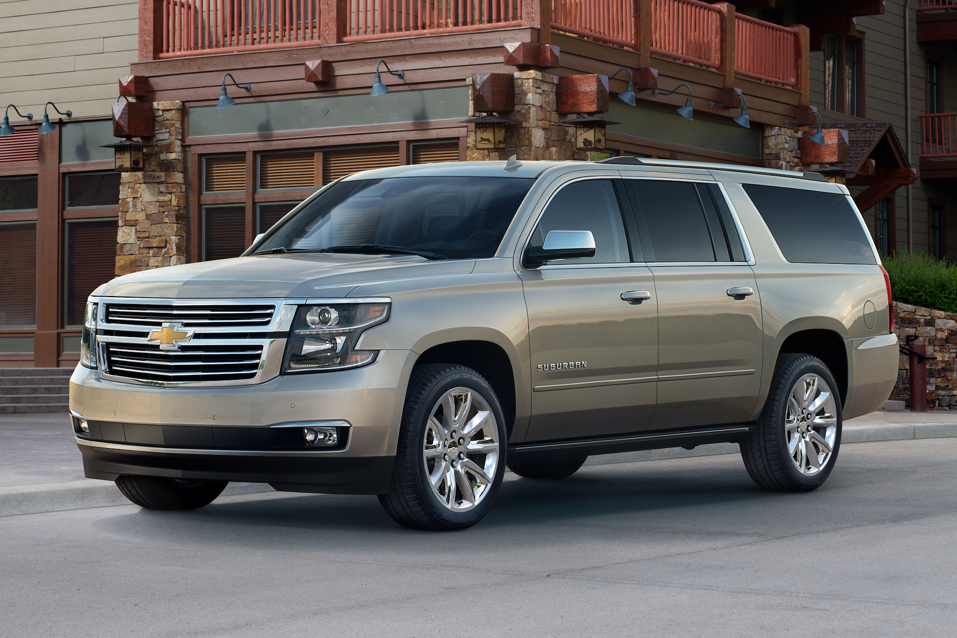 2019 Chevrolet Suburban Chevy Review Ratings Specs Prices And Photos The Car Connection