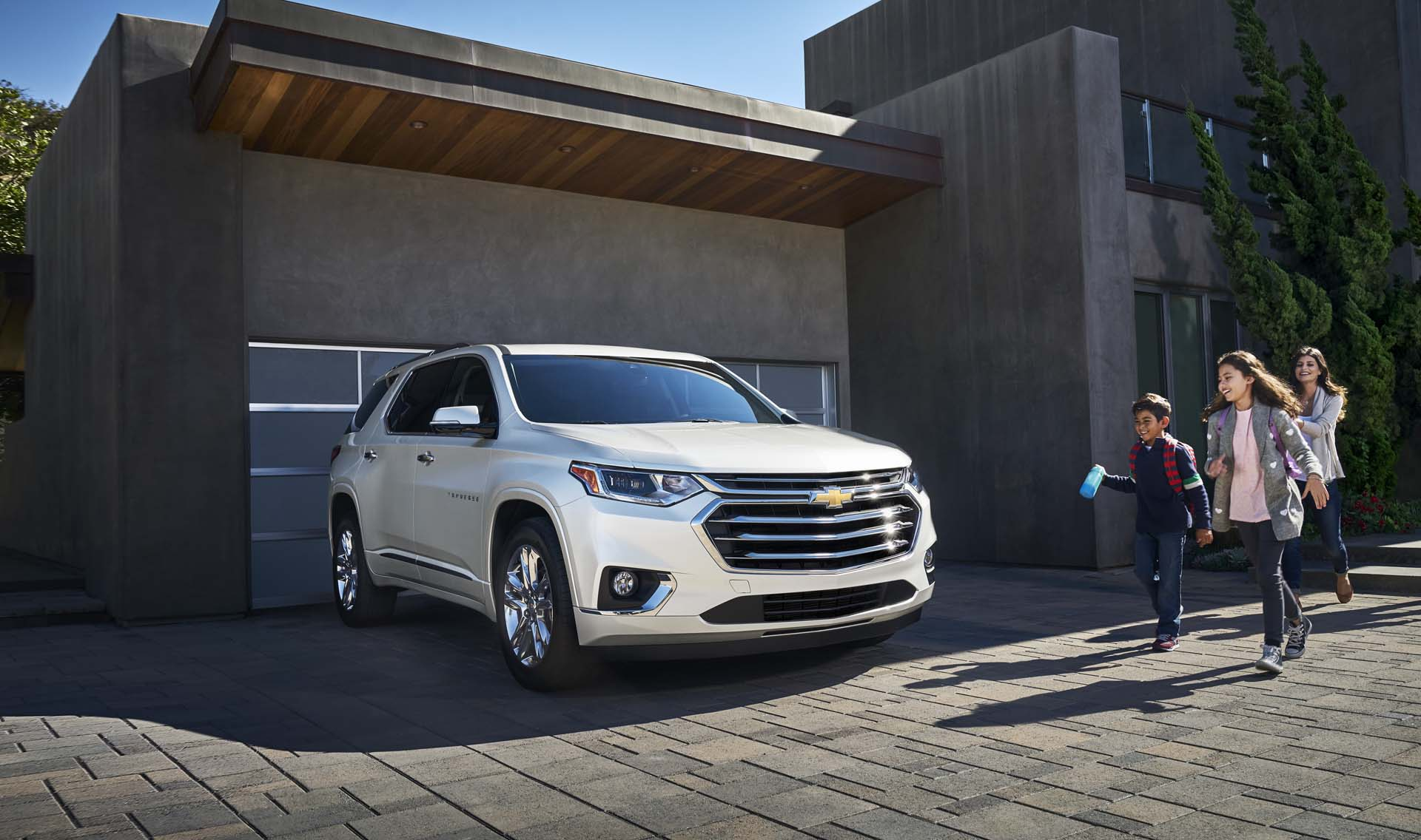 2019 Chevrolet Traverse Chevy Review Ratings Specs