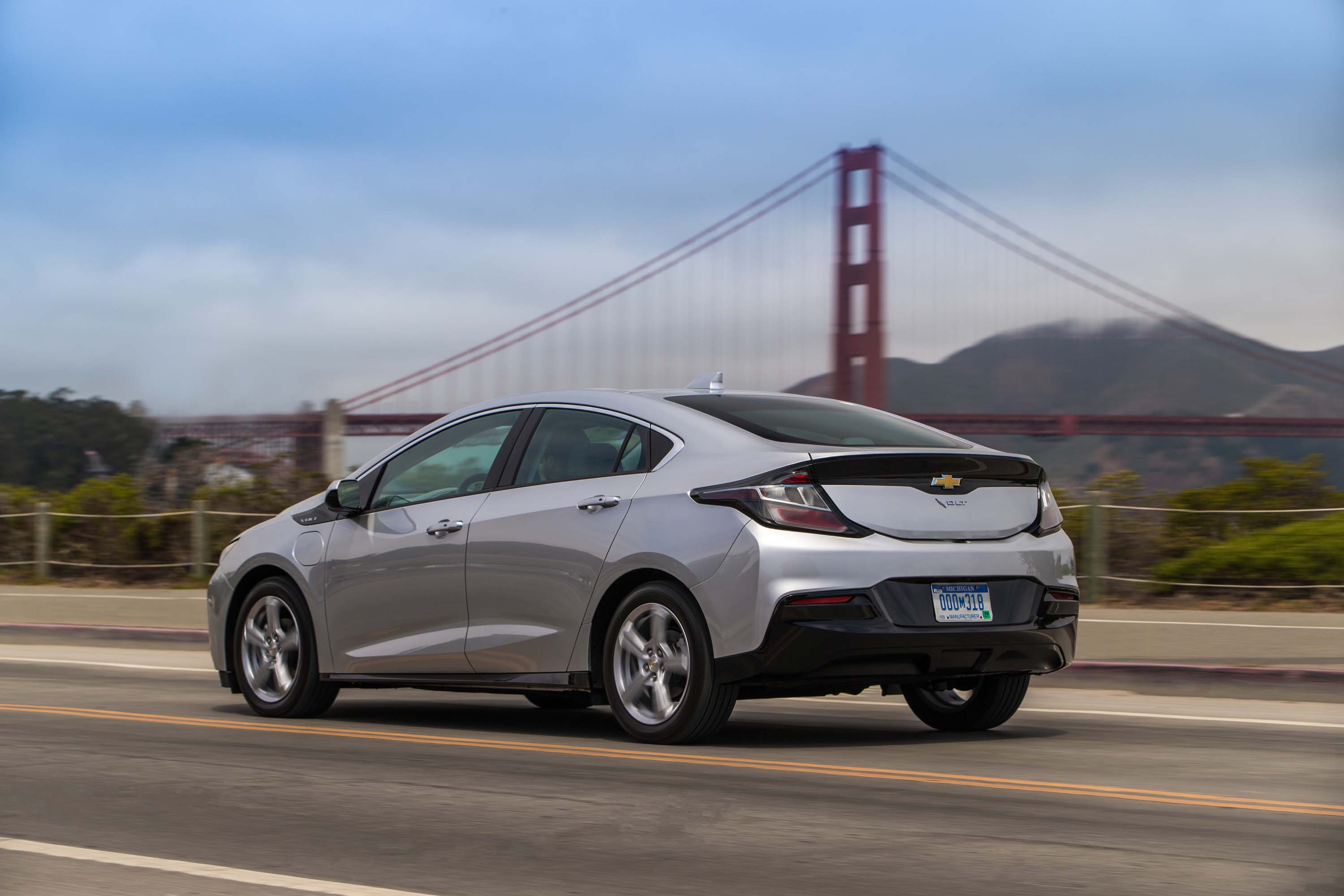 Gm Battery Facility Discharge Suggests No Immediate Successor For Chevy Volt