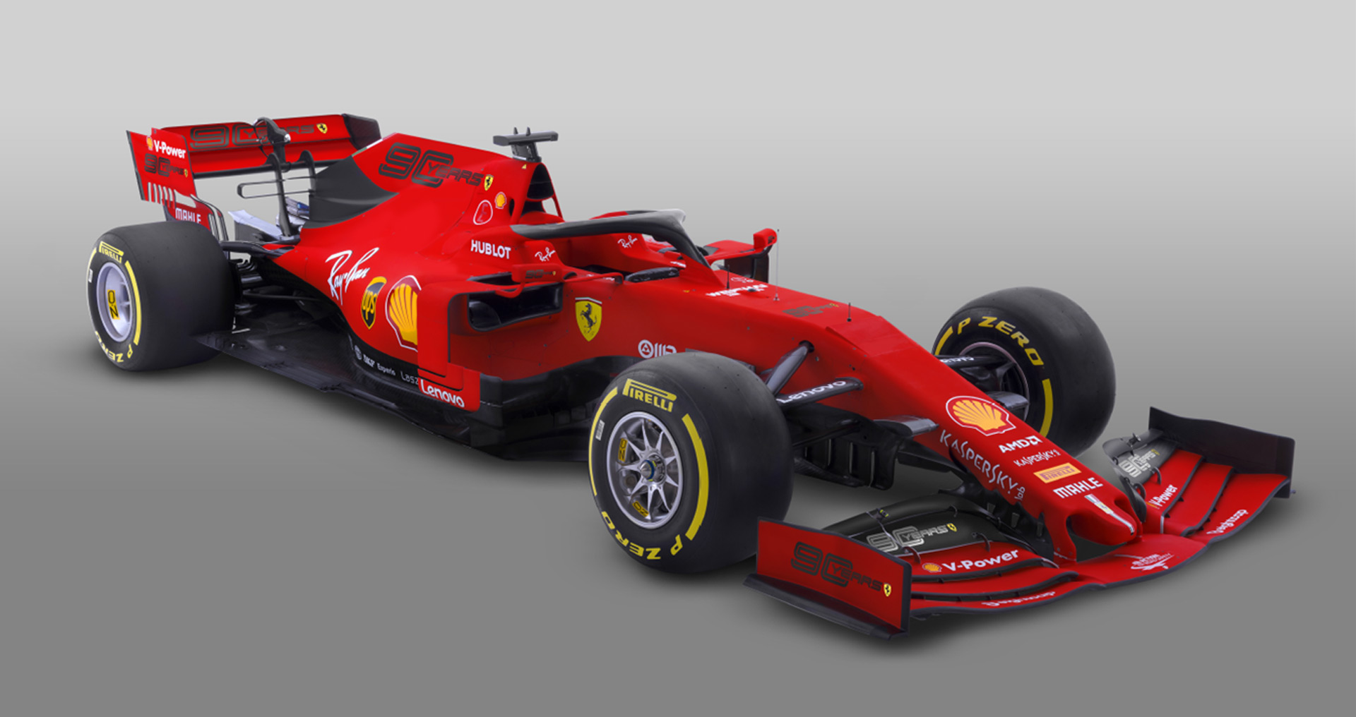 ferrari 39 s f1 car to don 90th anniversary livery for 2019 australian grand prix. Black Bedroom Furniture Sets. Home Design Ideas