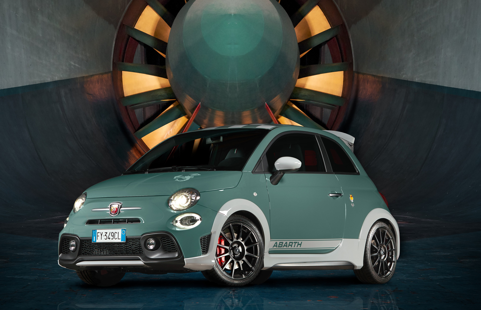 New Concept 2020 Fiat 500 Abarth
