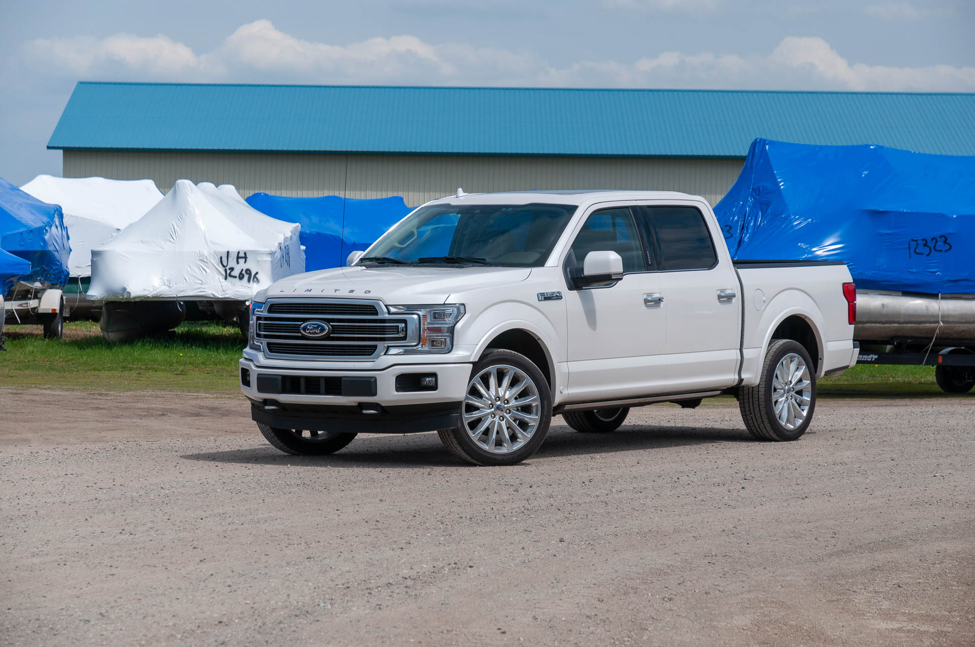 Review Update 2019 Ford F 150 Limited Shows Great Power Comes With Great Thirst