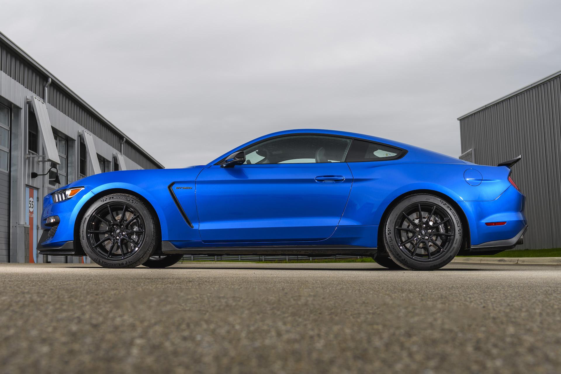 2019 Mustang Shelby Gt350 Hyundai N Electric Sports Car Ferrari Hybrid Supercar Today S News
