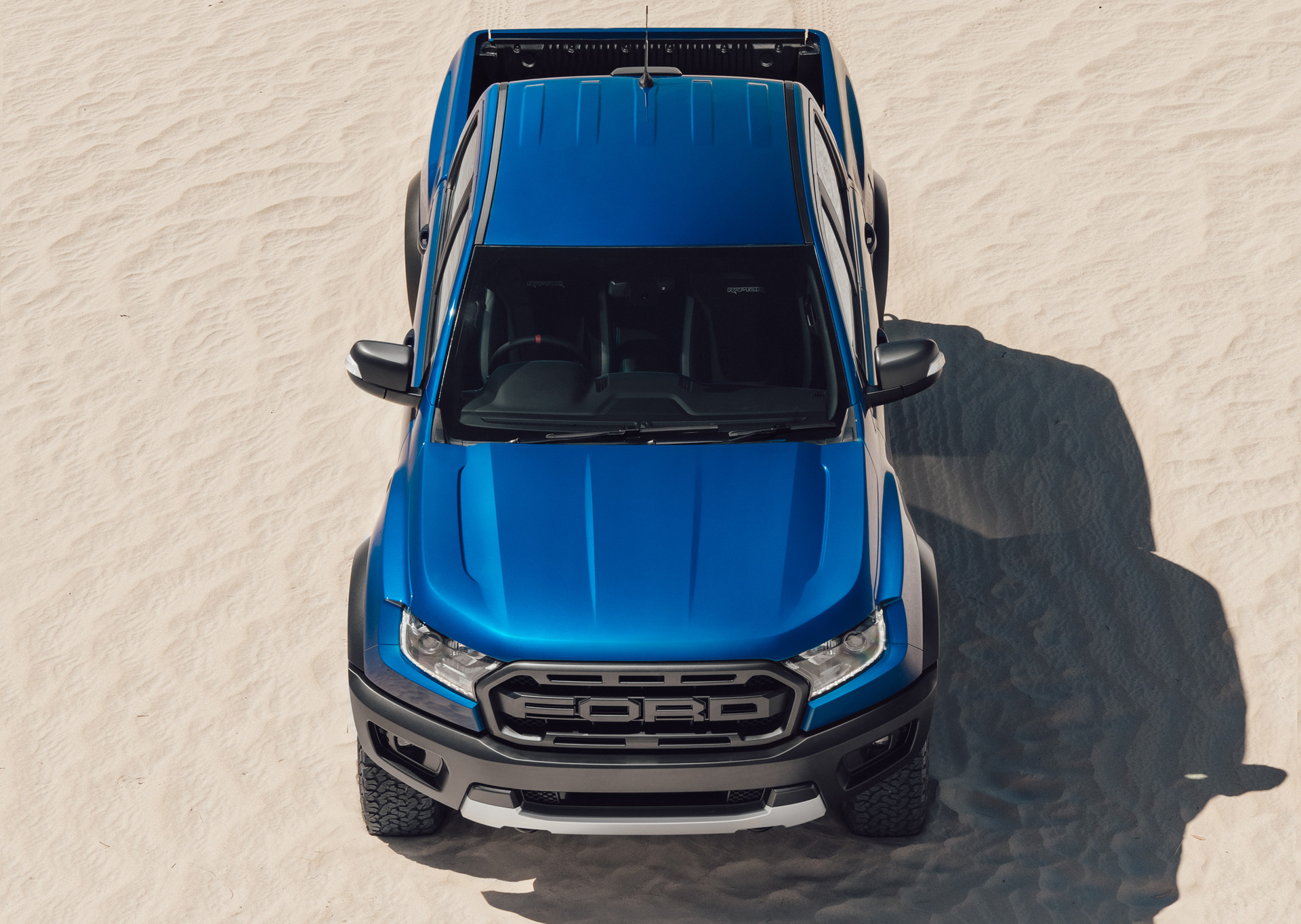 Ford Performance Boss Hints At Gas Powered Ranger Raptor