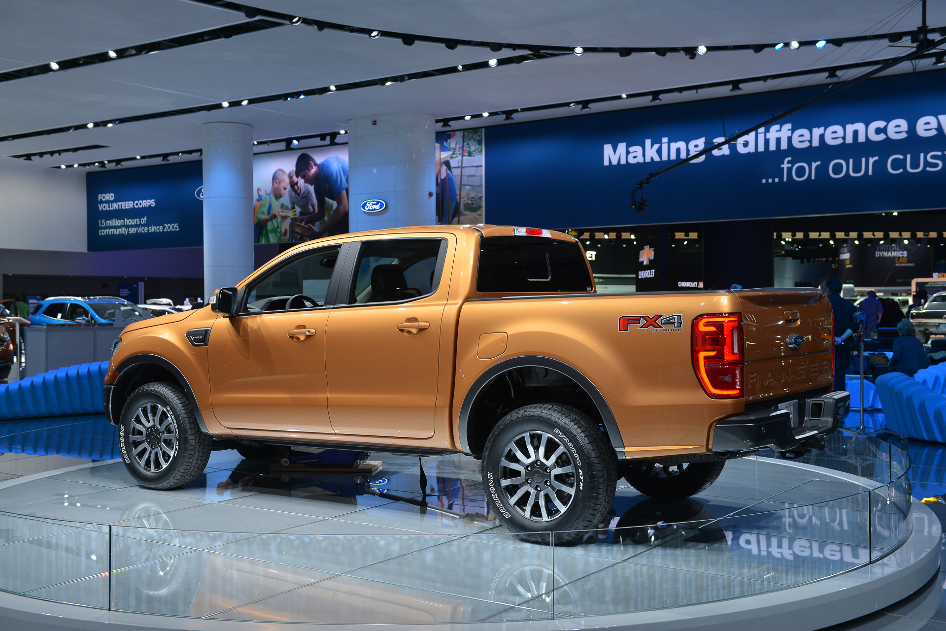 Ford Ranger Video Preview - Ford show car