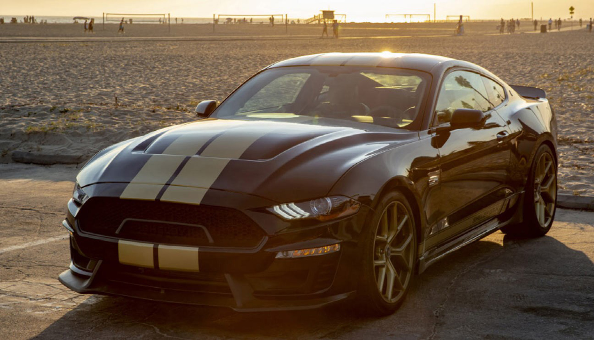 2019 ford shelby gt debuts at 2018 woodward dream cruise