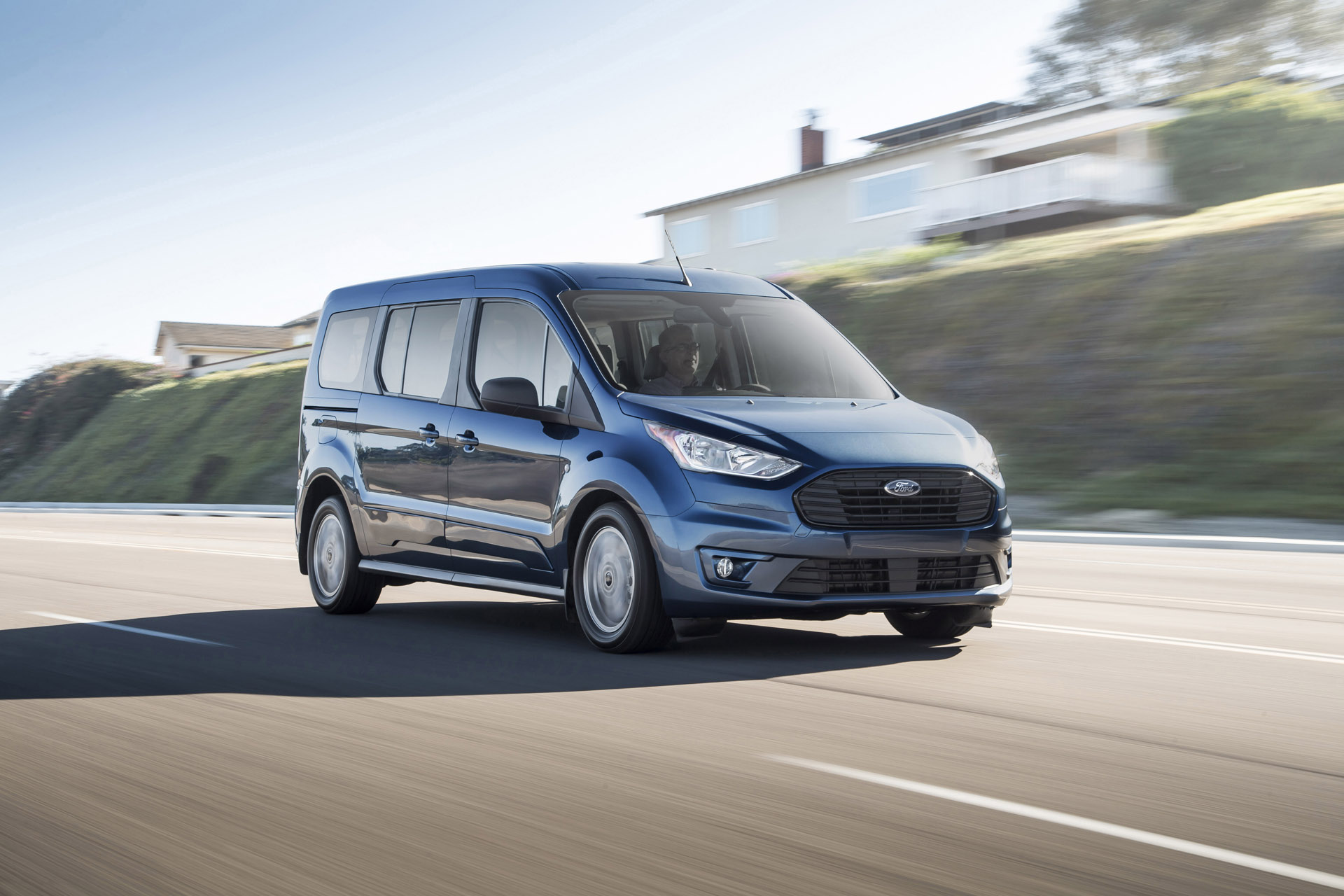 2019 Ford Transit Connect Wagon Gets Ecoblue Sel Option No Hybrid So Far