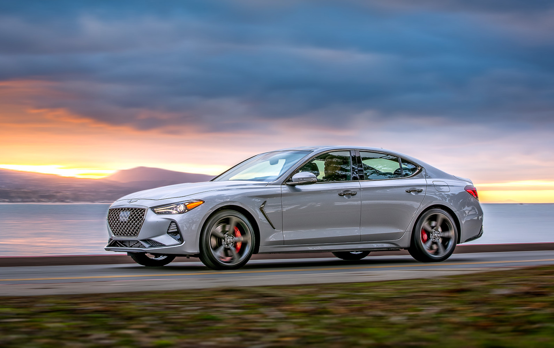2019 genesis g70 review ratings specs prices and. Black Bedroom Furniture Sets. Home Design Ideas
