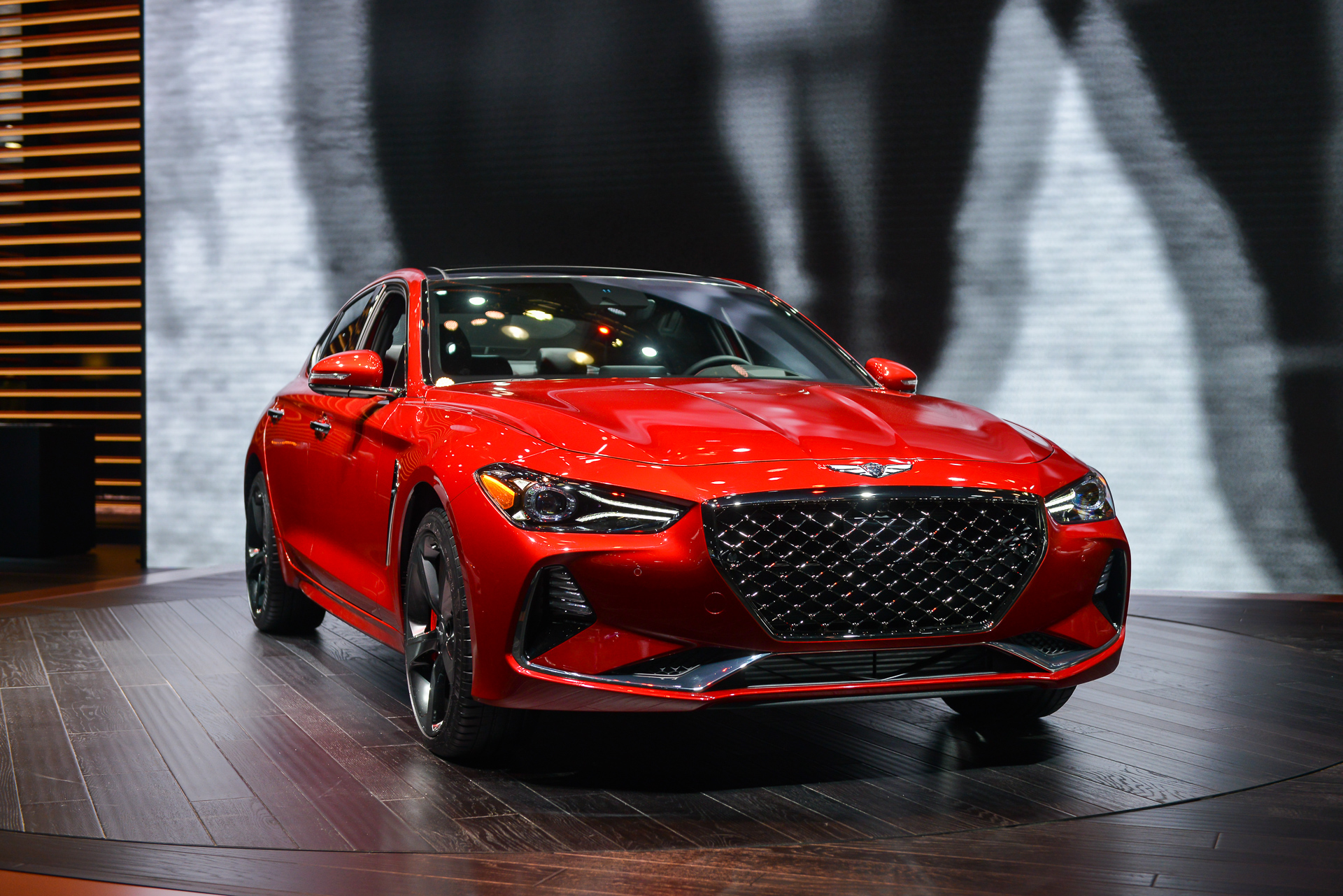 Genesis G Makes US Debut At New York Auto Show - Car show usa