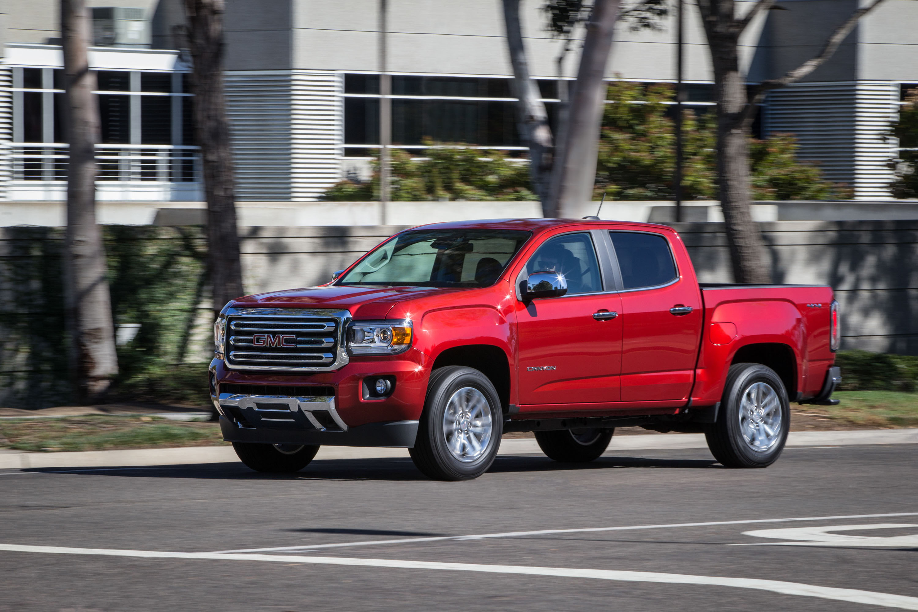 2020 Gmc Canyon Review Ratings Specs Prices And Photos The Car
