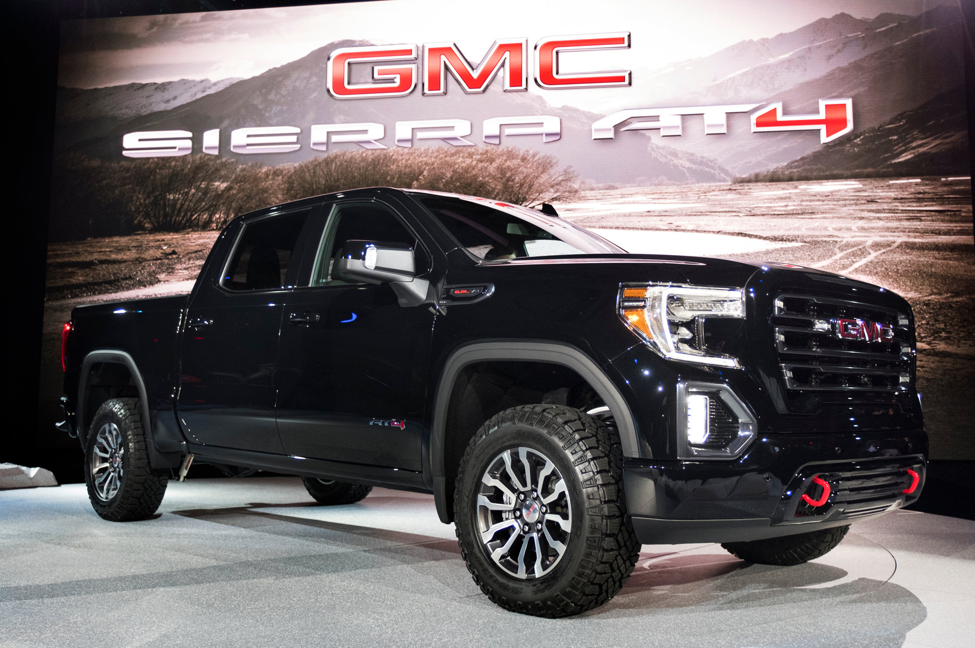 2019 Gmc Sierra At4 Is For The Refined Off Roader
