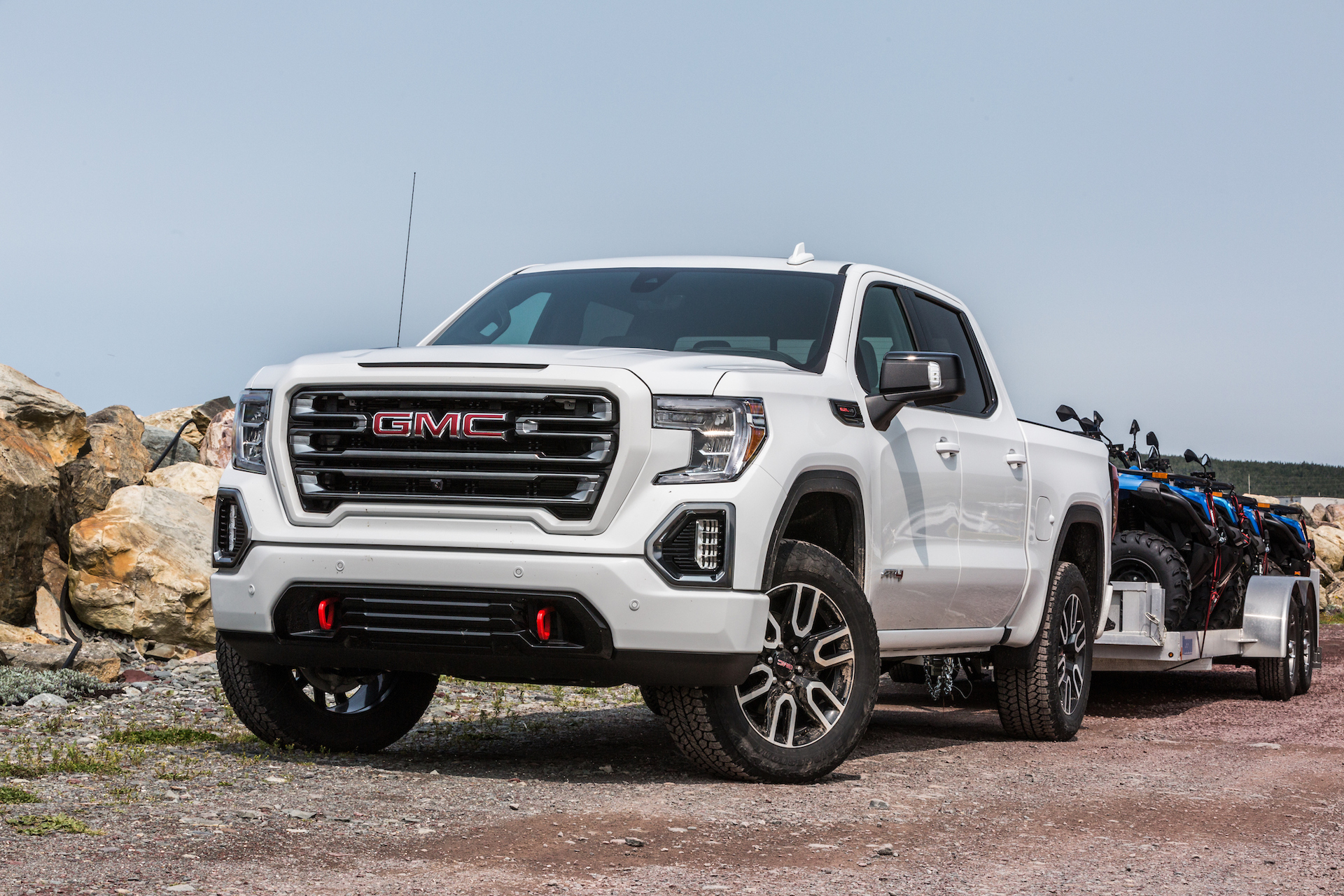 what u0026 39 s new for 2019  gmc