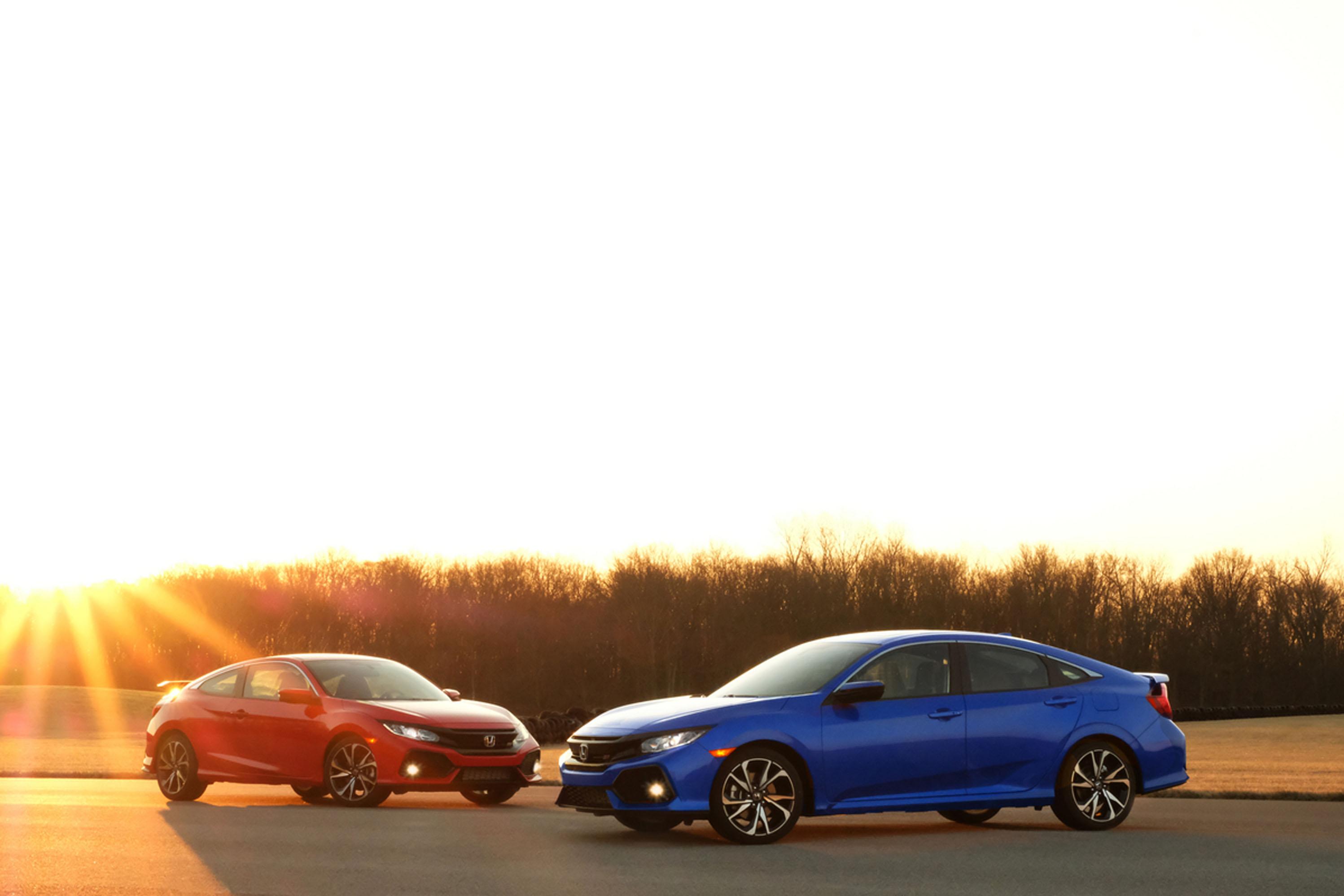 Civic Vs Corolla >> 2019 Honda Civic Vs 2020 Toyota Corolla Compare Cars