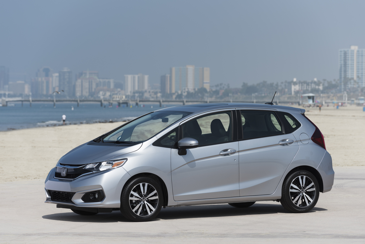 2019 Honda Fit Review Ratings Specs Prices And Photos The