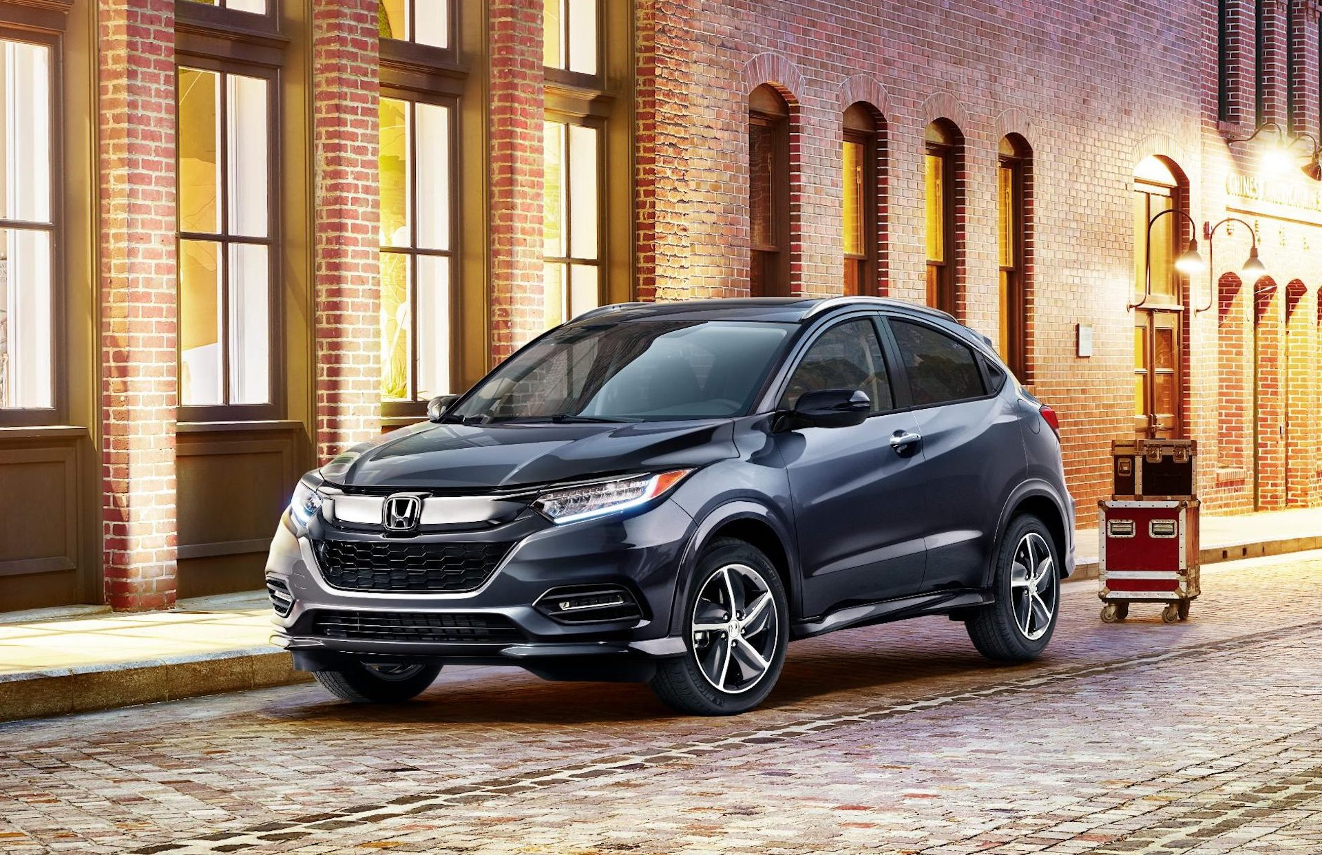 2019 Honda HR-V: Updates, Design, Price >> 2019 Honda Hr V Cute Crossover Updated With New Looks