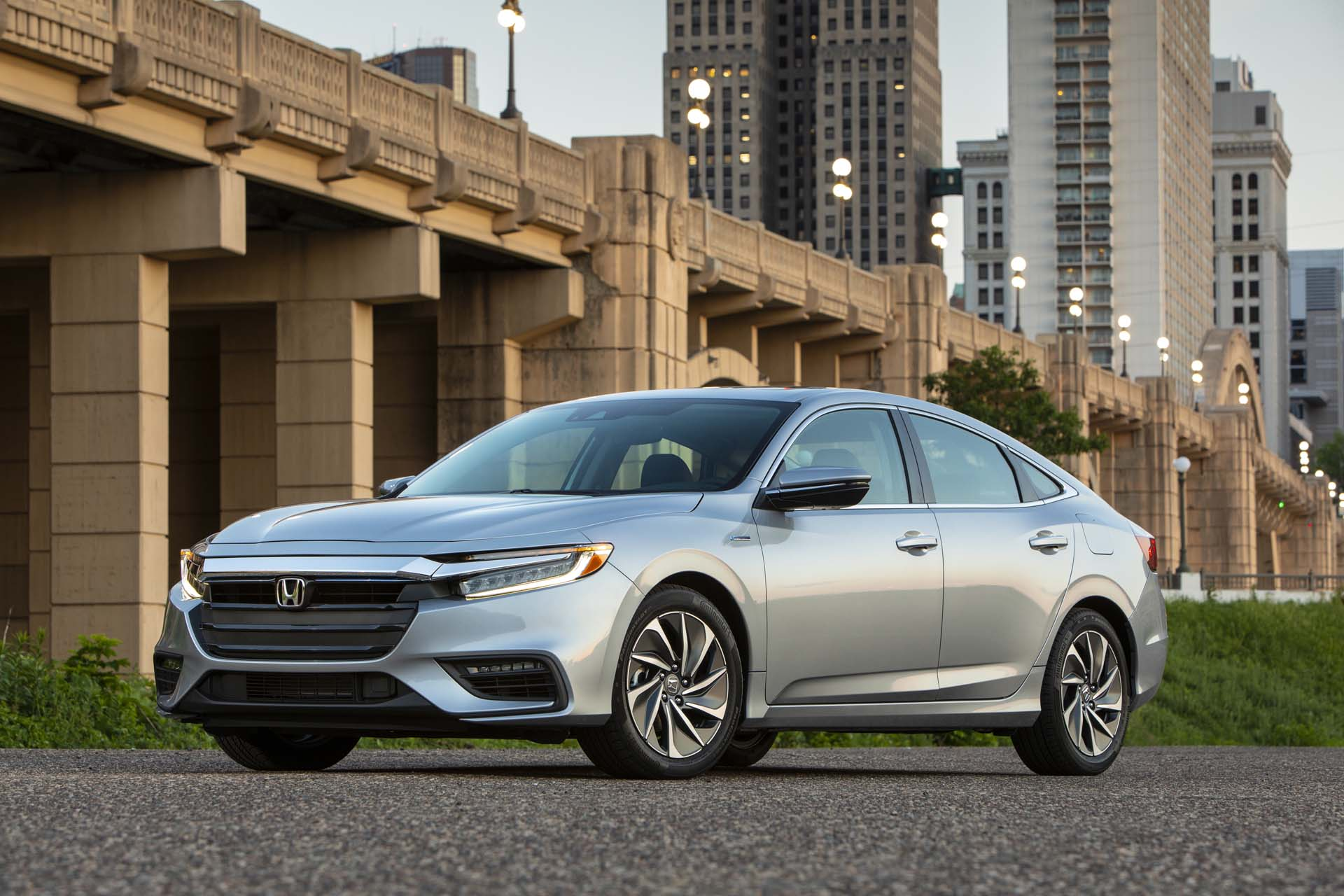 2019 Honda Insight first drive mpg review: 55 mpg from ...