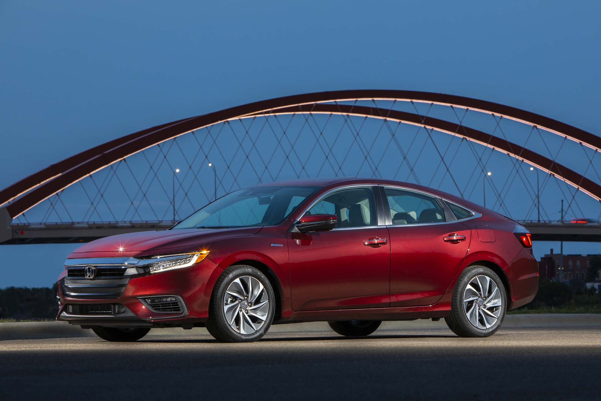 2019 Honda Insight Review Update Putting The Civic On Notice