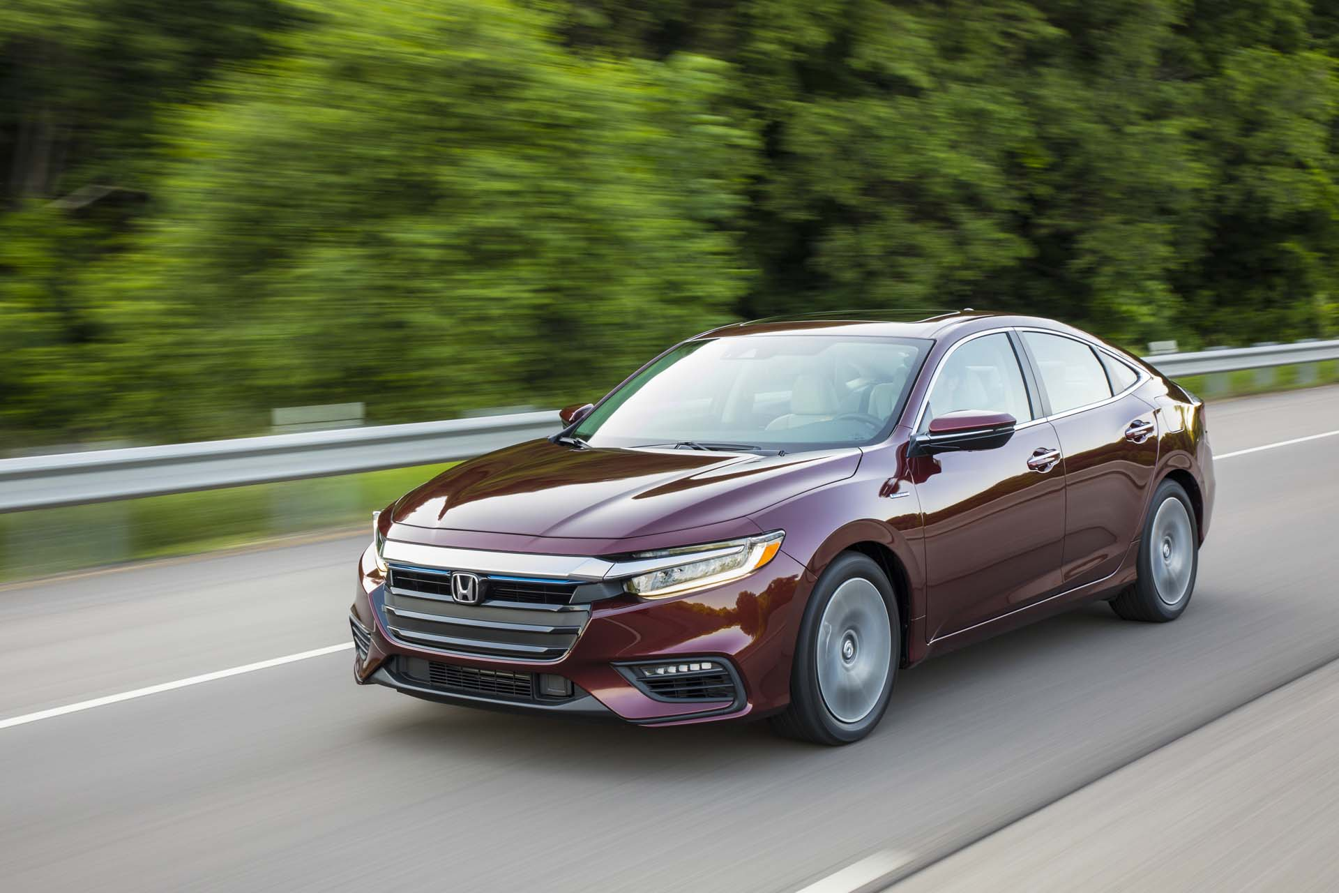 2019 Honda Insight First Drive Relief In A Rising Sea