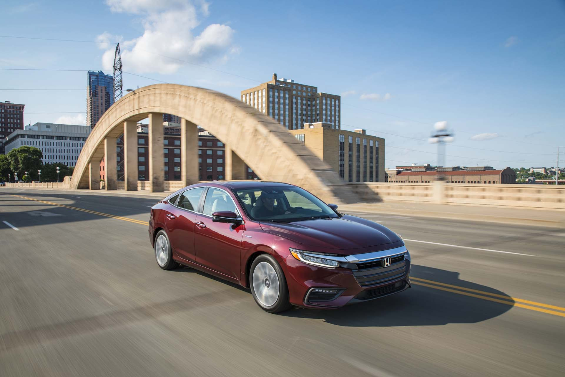 2019 honda insight, chevy bolt ev fast charging, and fuel economy