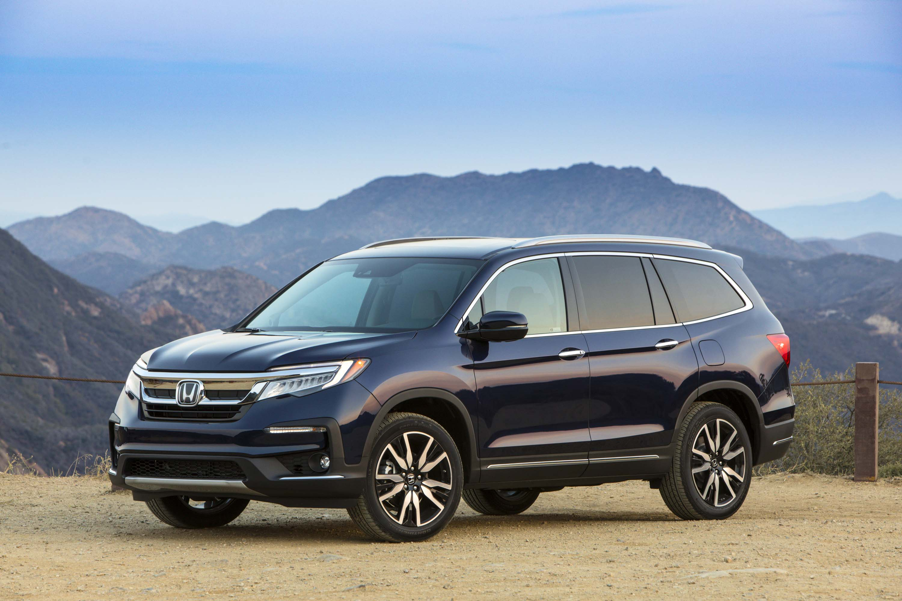 2019 Honda Pilot first drive: Soft-roading for the whole ...