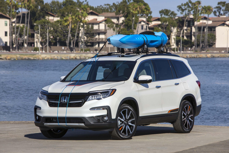 2019 Honda Pilot, 2019 Honda Insight earn Top Safety Pick+ ...