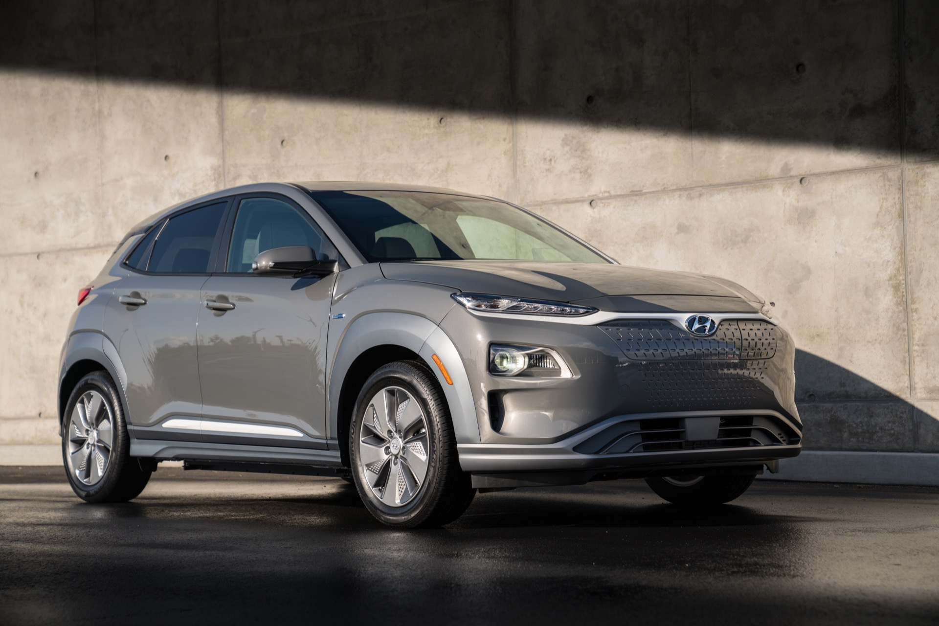 Finalist For Green Car Reports Best To 2019 Hyundai Kona Electric