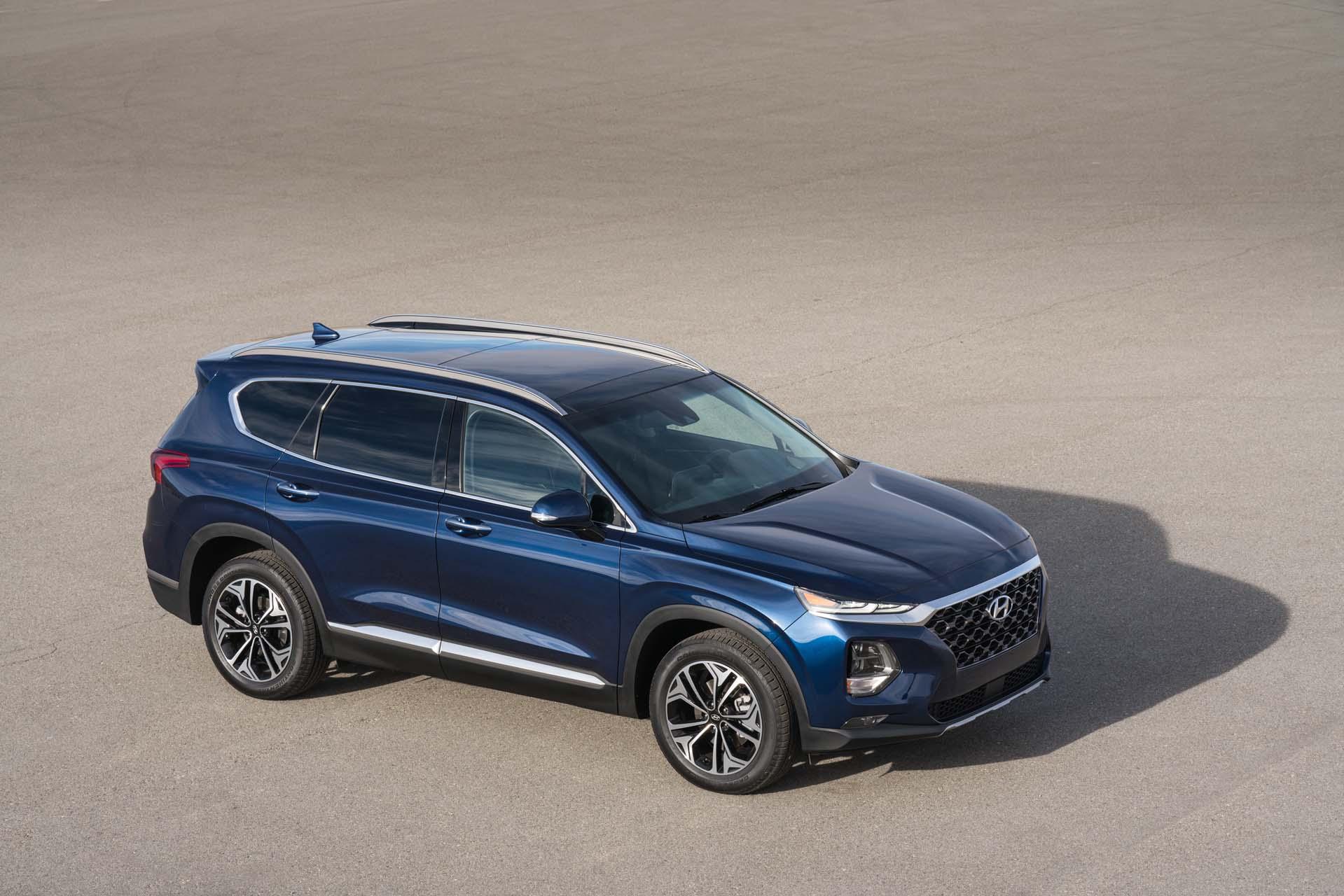 RIP 2019 Hyundai Santa Fe diesel, we never knew ye