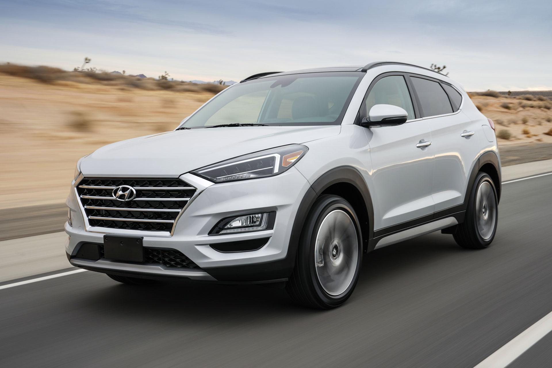 2019 Hyundai Tucson preview