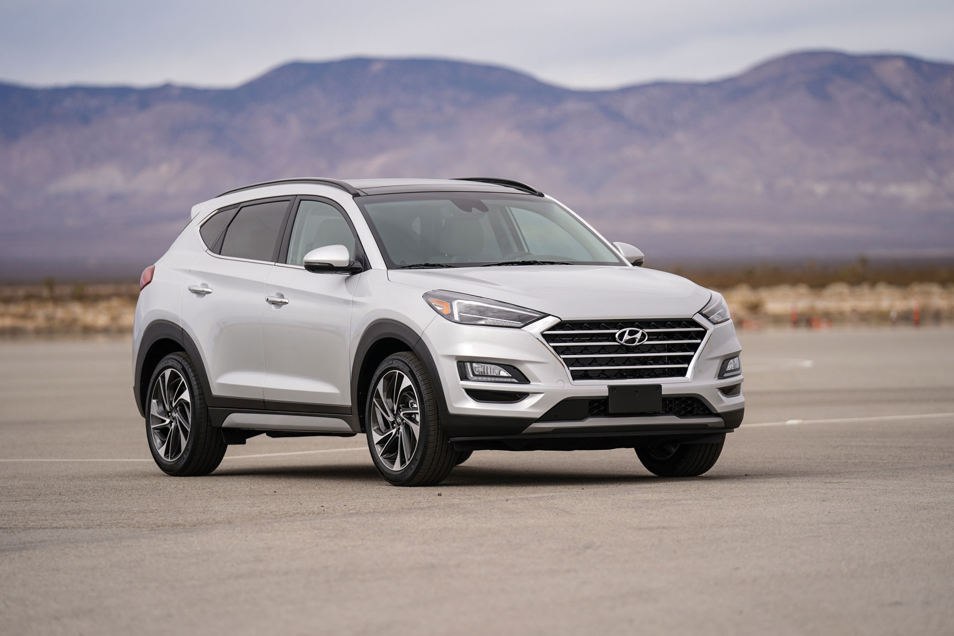 2019 Hyundai Tucson Hyundaiusa Com >> 2019 Hyundai Tucson Review Ratings Specs Prices And