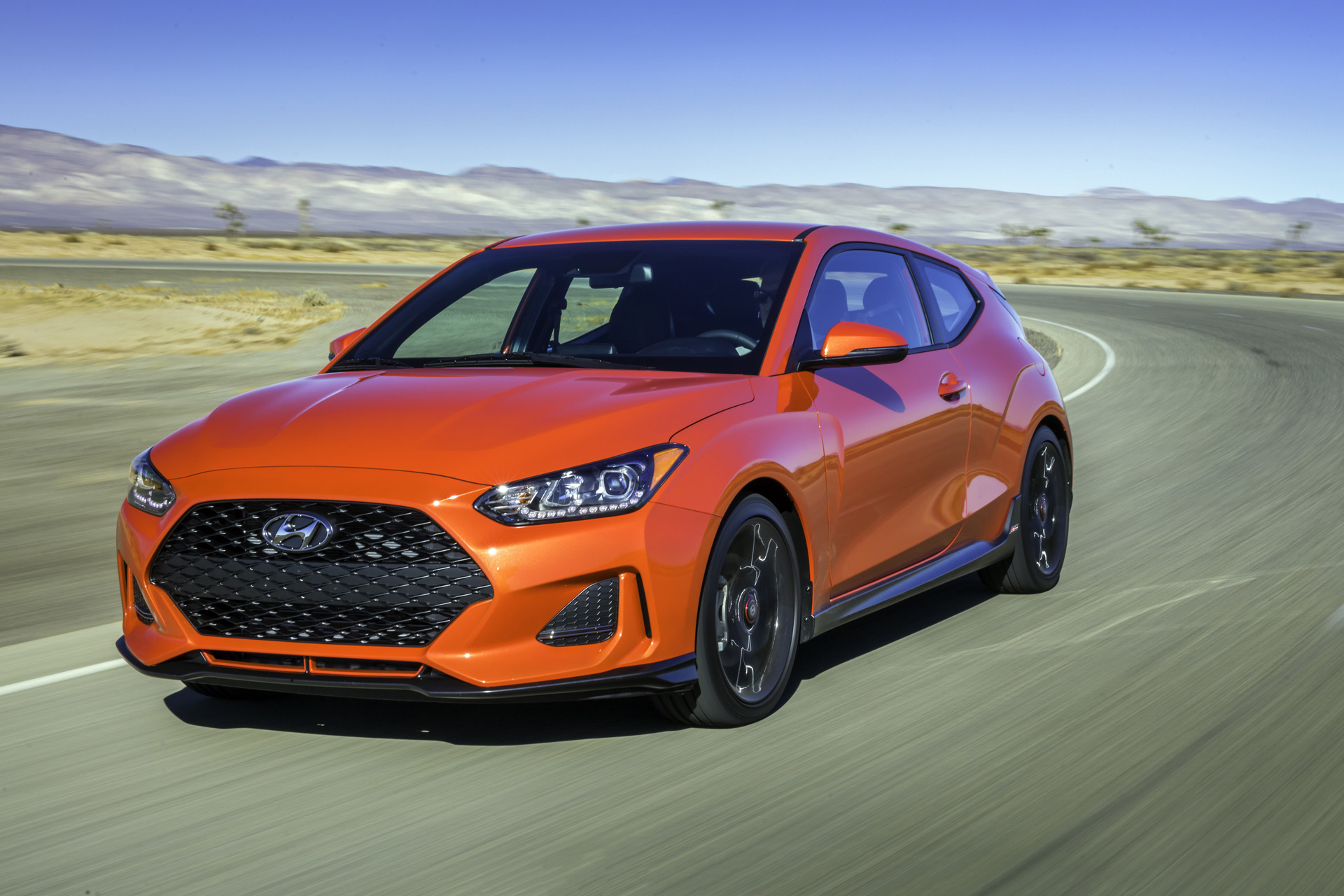 2019 Hyundai Veloster earns Top Safety Pick award