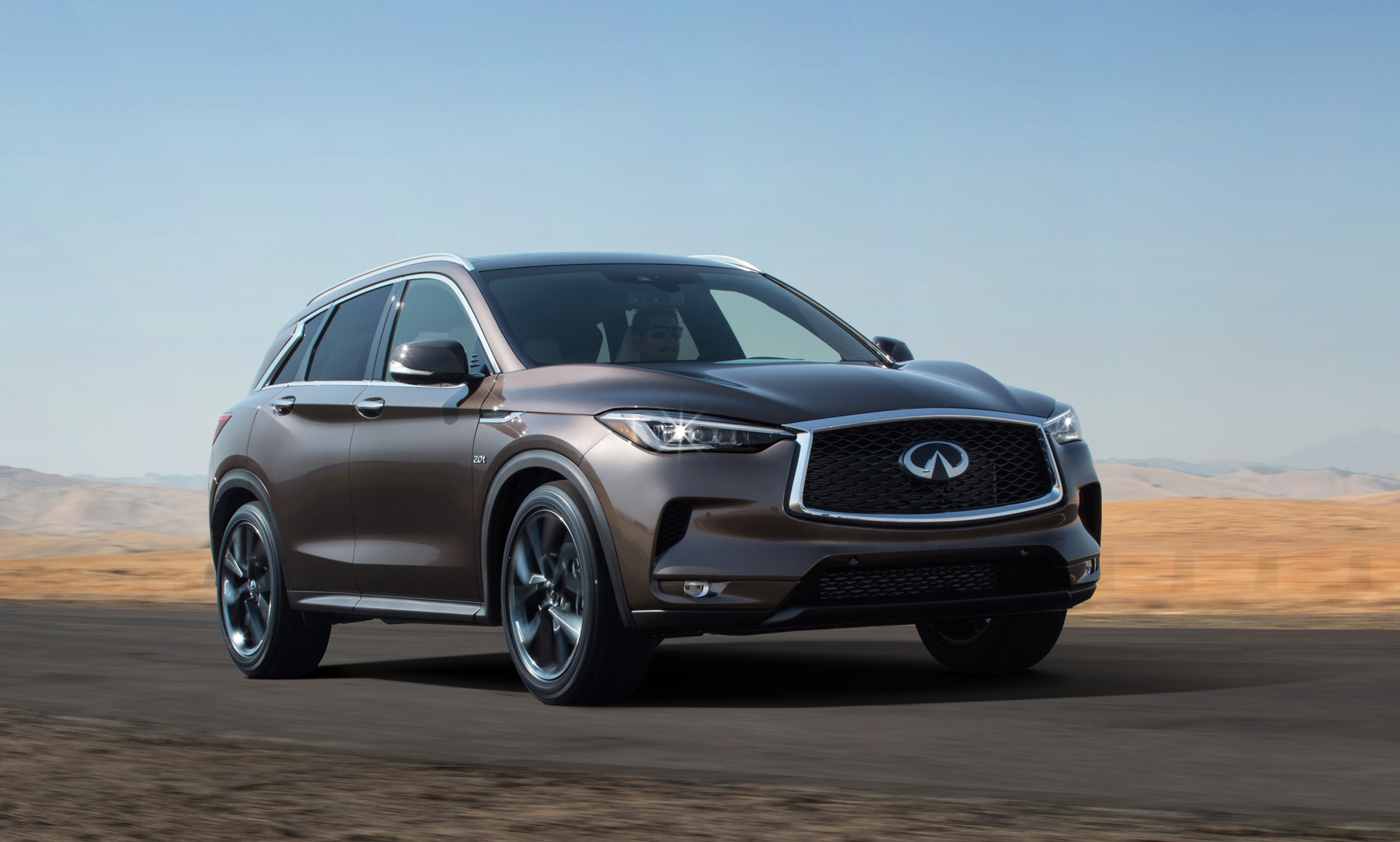 2019 infiniti qx50 review  ratings  specs  prices  and photos