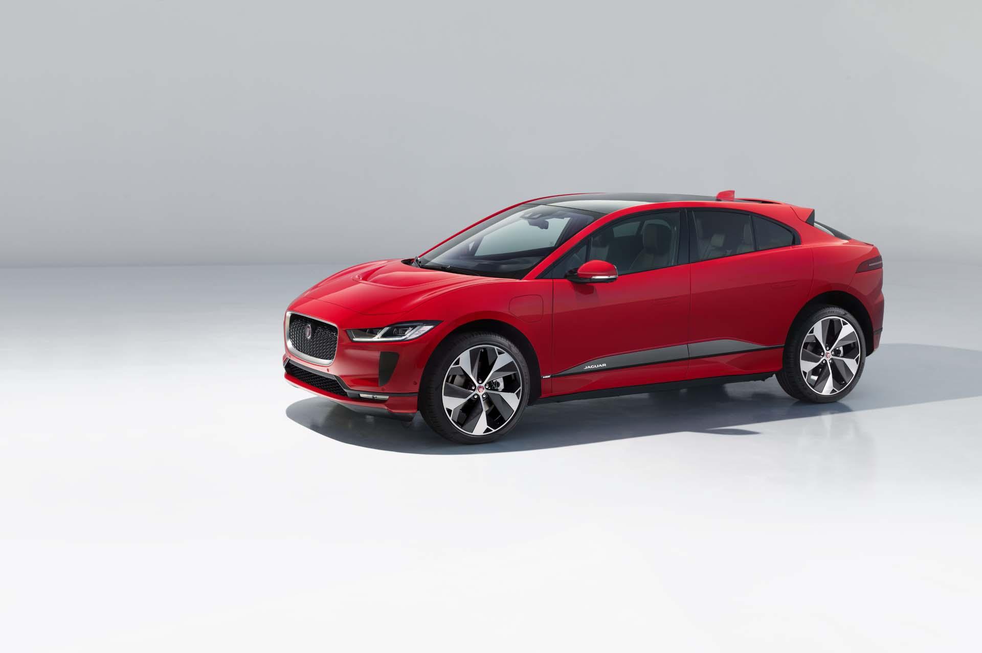2019 Jaguar I-Pace Preview