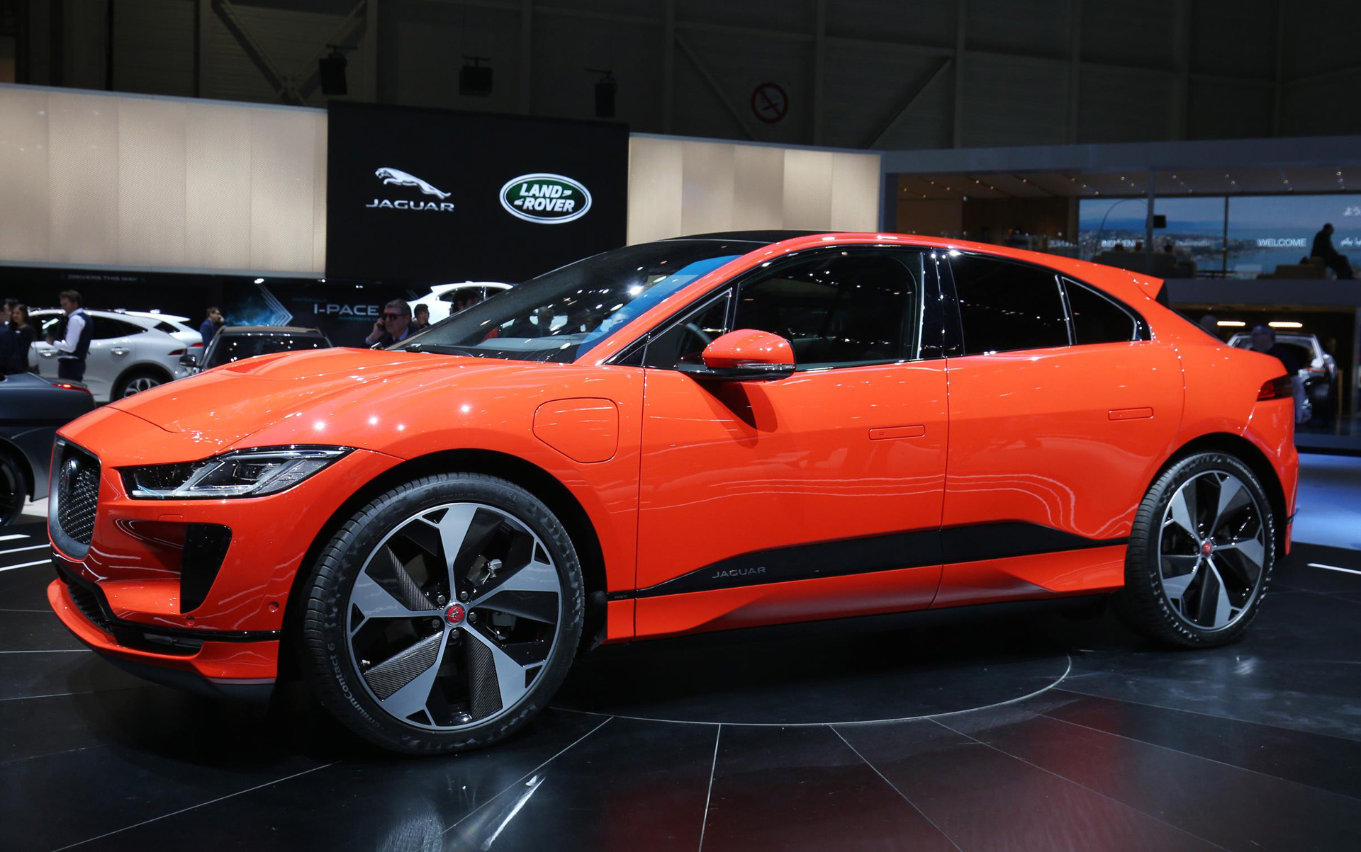 Jaguar I Pace Designer Burgess Says Would Ve Never Followed Tradition
