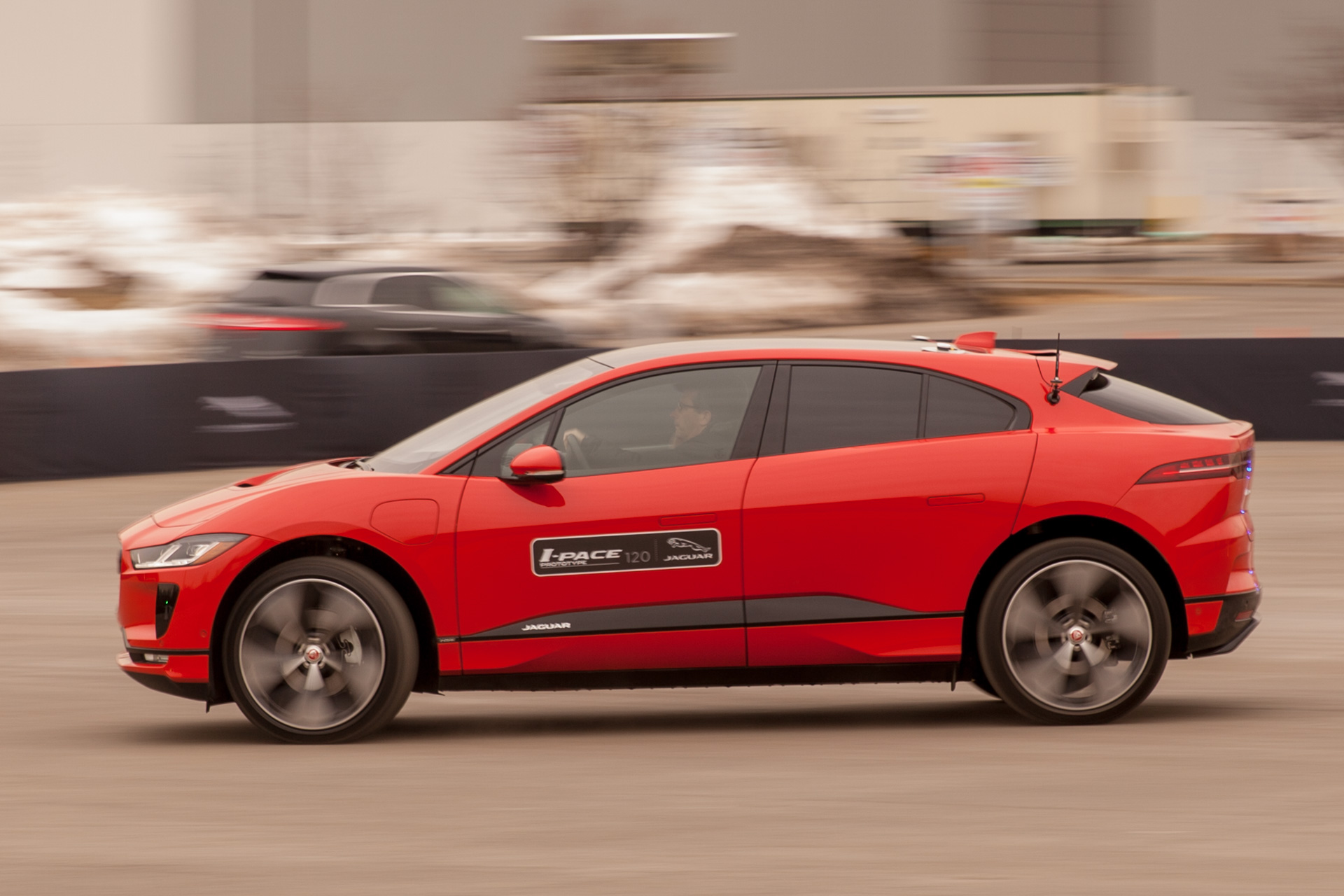 2019 Jaguar I-Pace: brief first drive of all-electric ...
