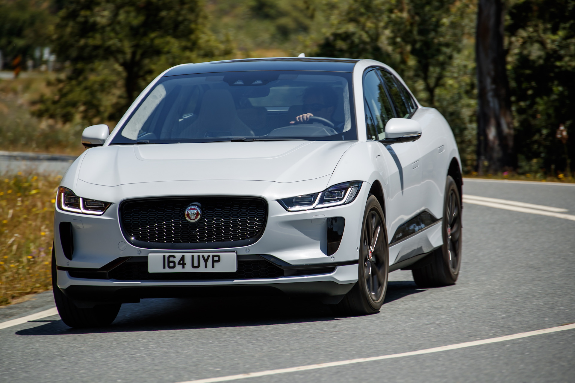 2019 Jaguar I Pace Review Ratings Specs Prices And