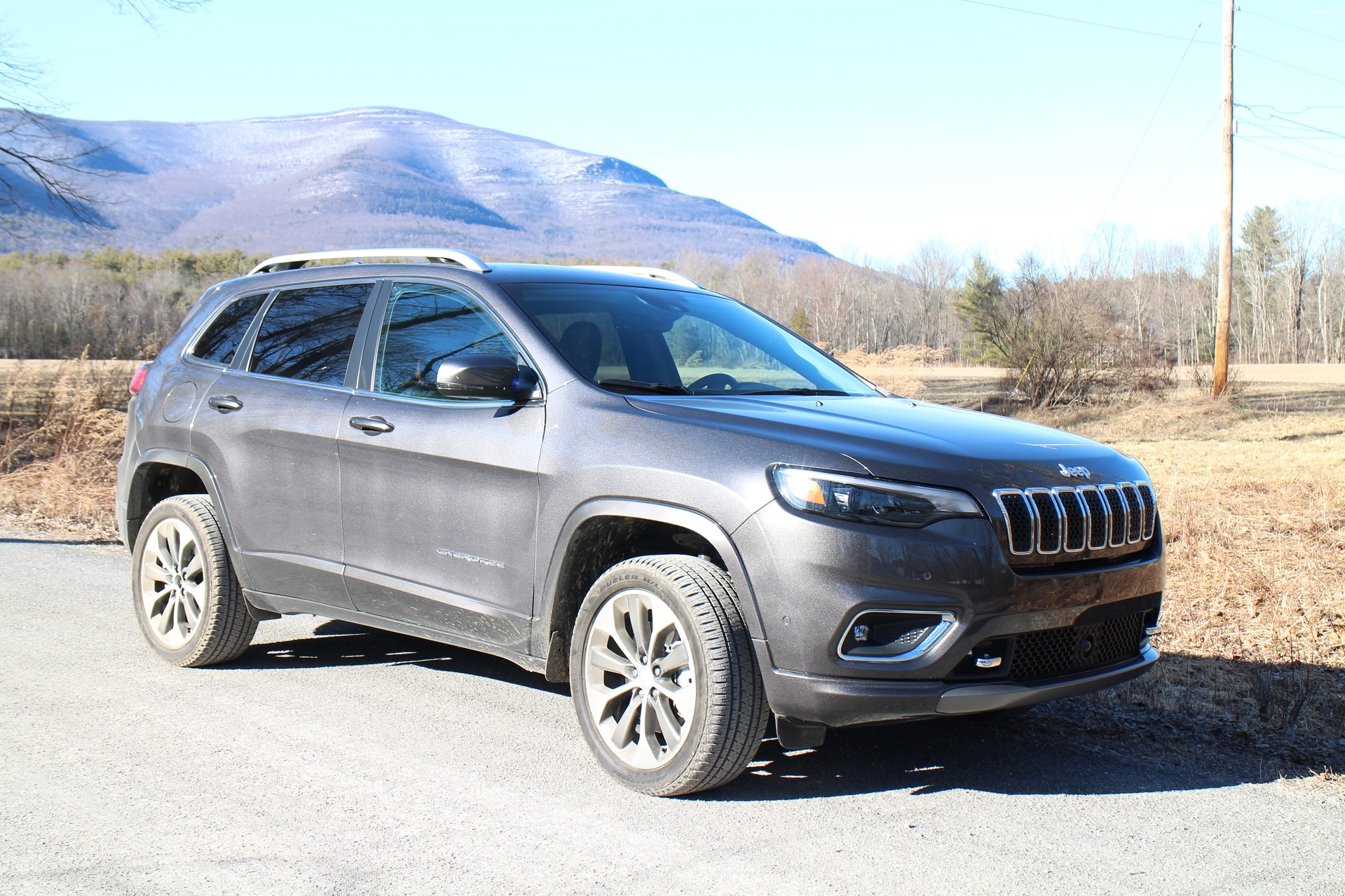 2019 Jeep Cherokee gas mileage review