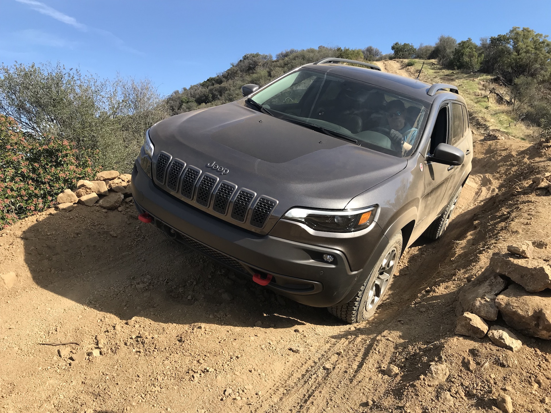 2019 Jeep Cherokee First Drive More Conventional Power Still Sport Fuel Filter Driven Cadillac Wins Daytona Evs In Georgia Whats New