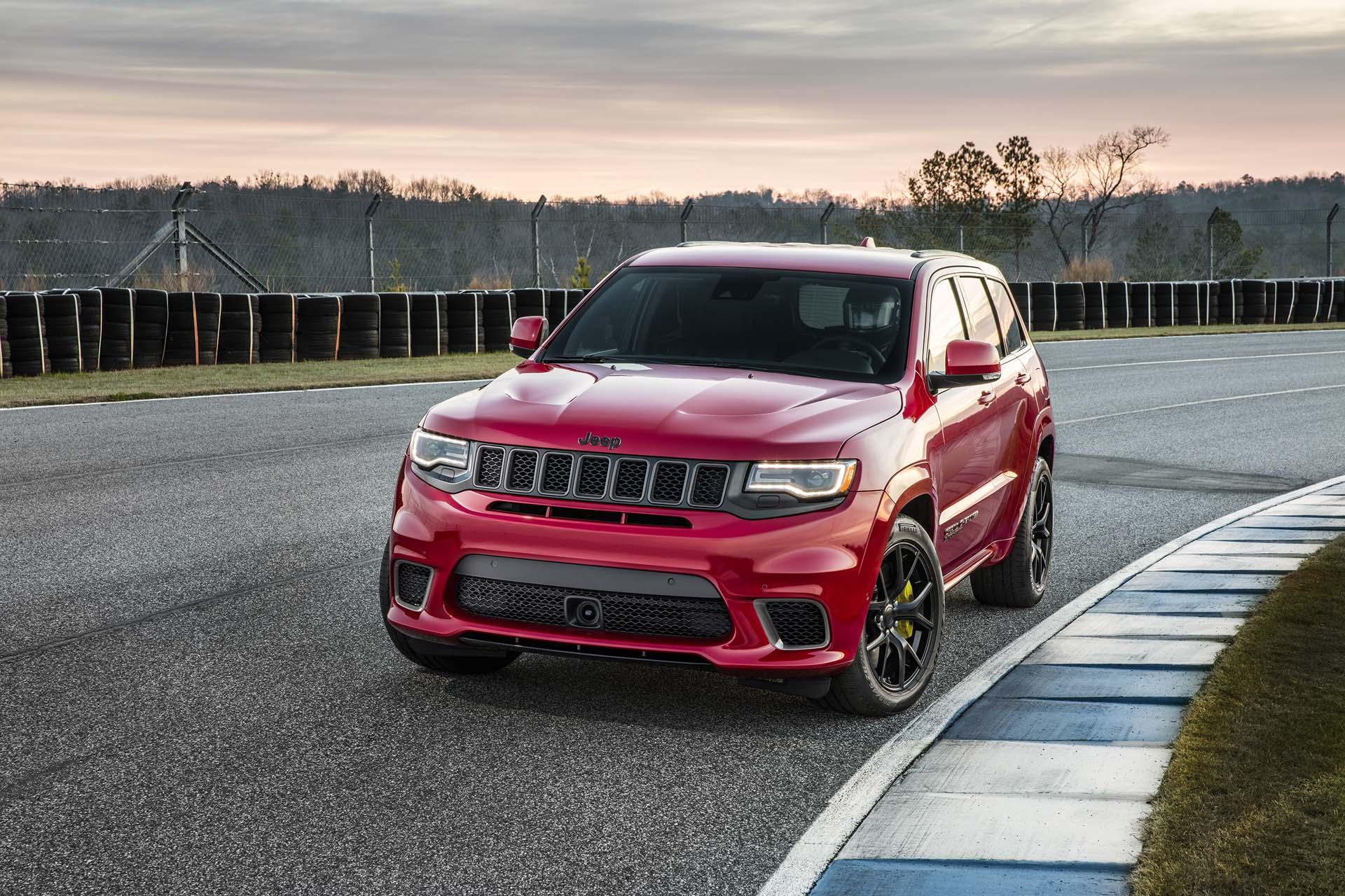 2018 Jeep Grand Cherokee Srt Trackhawk Floor Mats Recalled