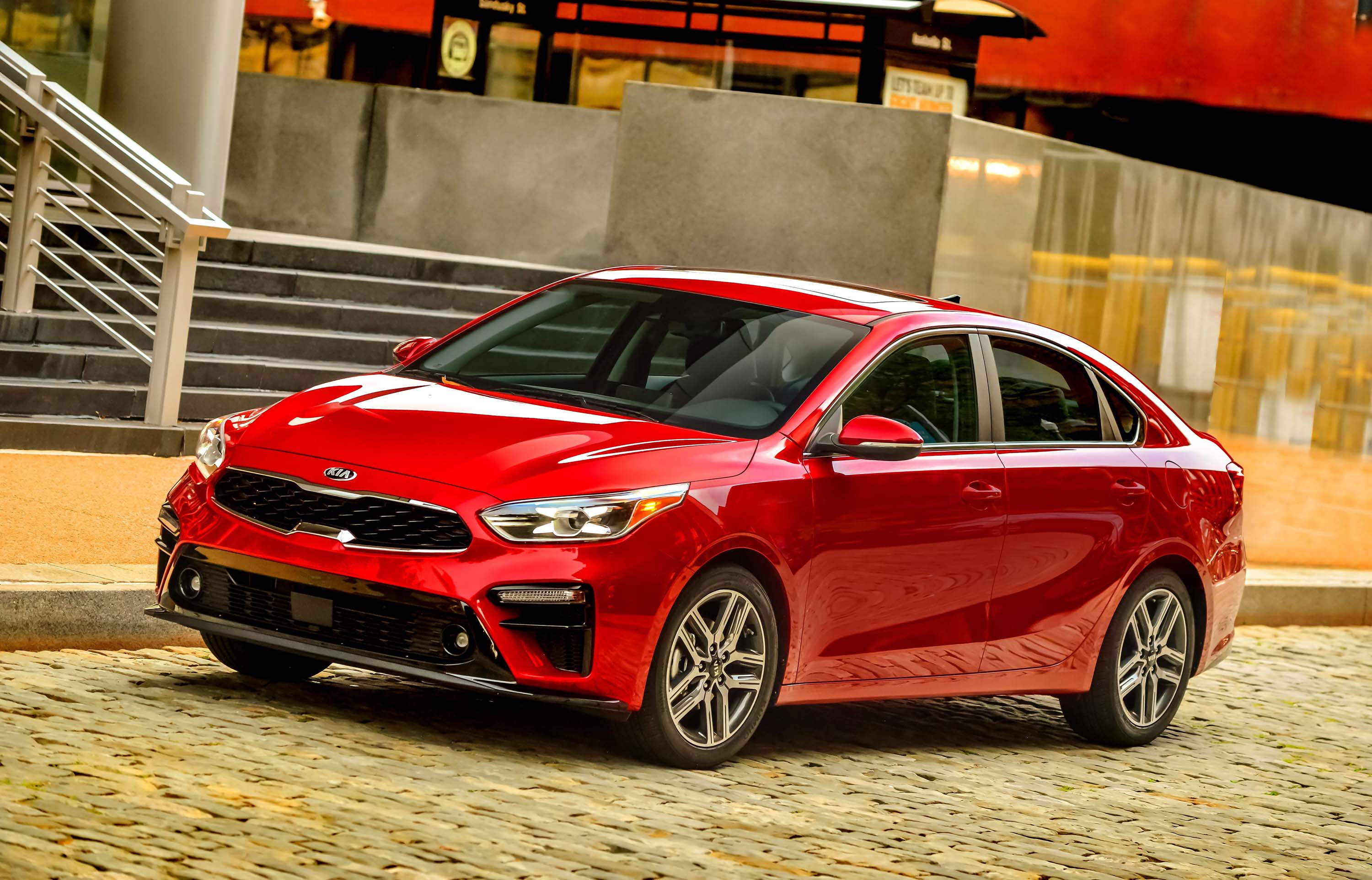 2019 Kia Forte Review Ratings Specs Prices And Photos The Car Connection