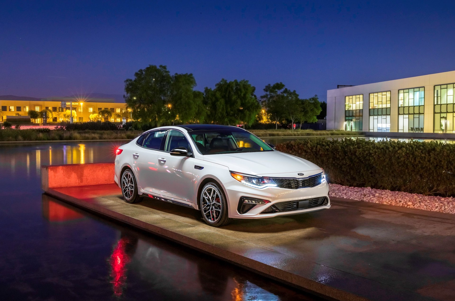 2019 Kia Optima Review, Ratings, Specs, Prices, and Photos