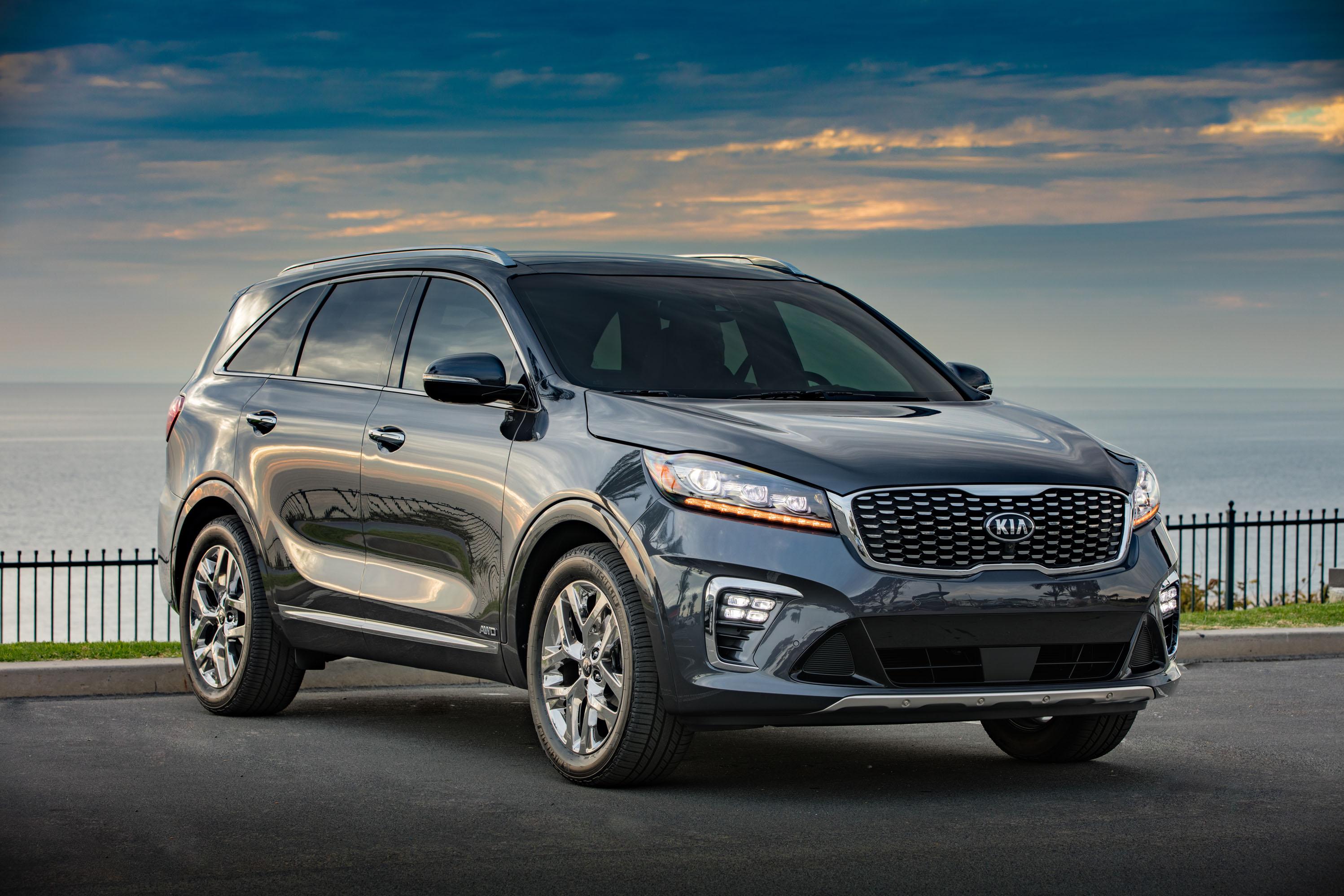 2019 Kia Sorento Review Ratings Specs Prices And Photos
