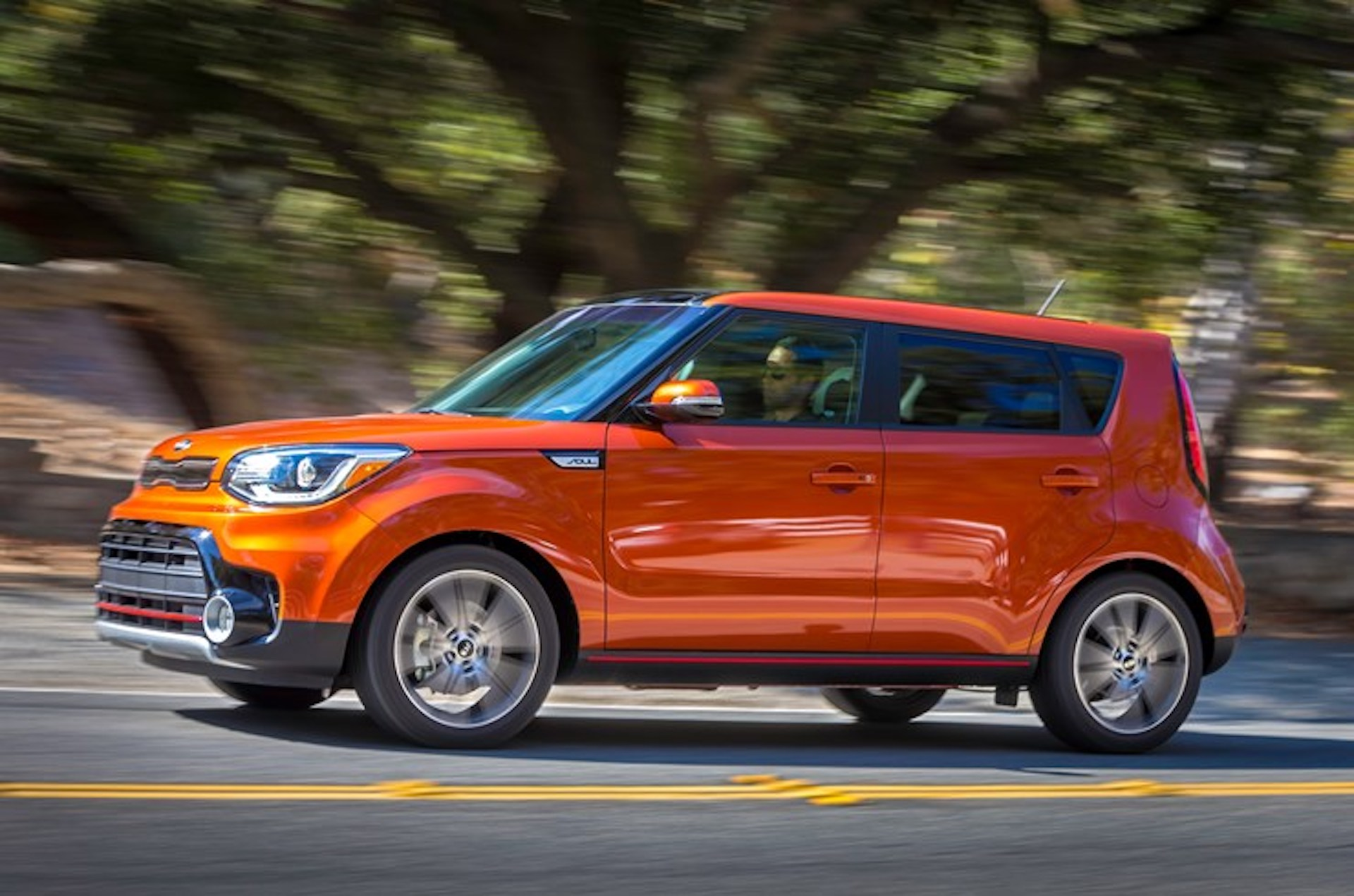 Kia Soul Colors >> 2019 Kia Soul Review Ratings Specs Prices And Photos